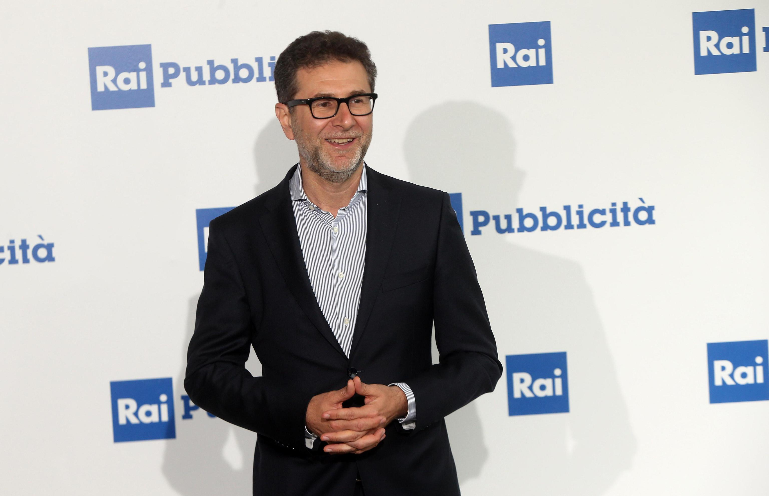 Contratto Rai, Fabio Fazio: 'Resto perché la Rai è casa mia'