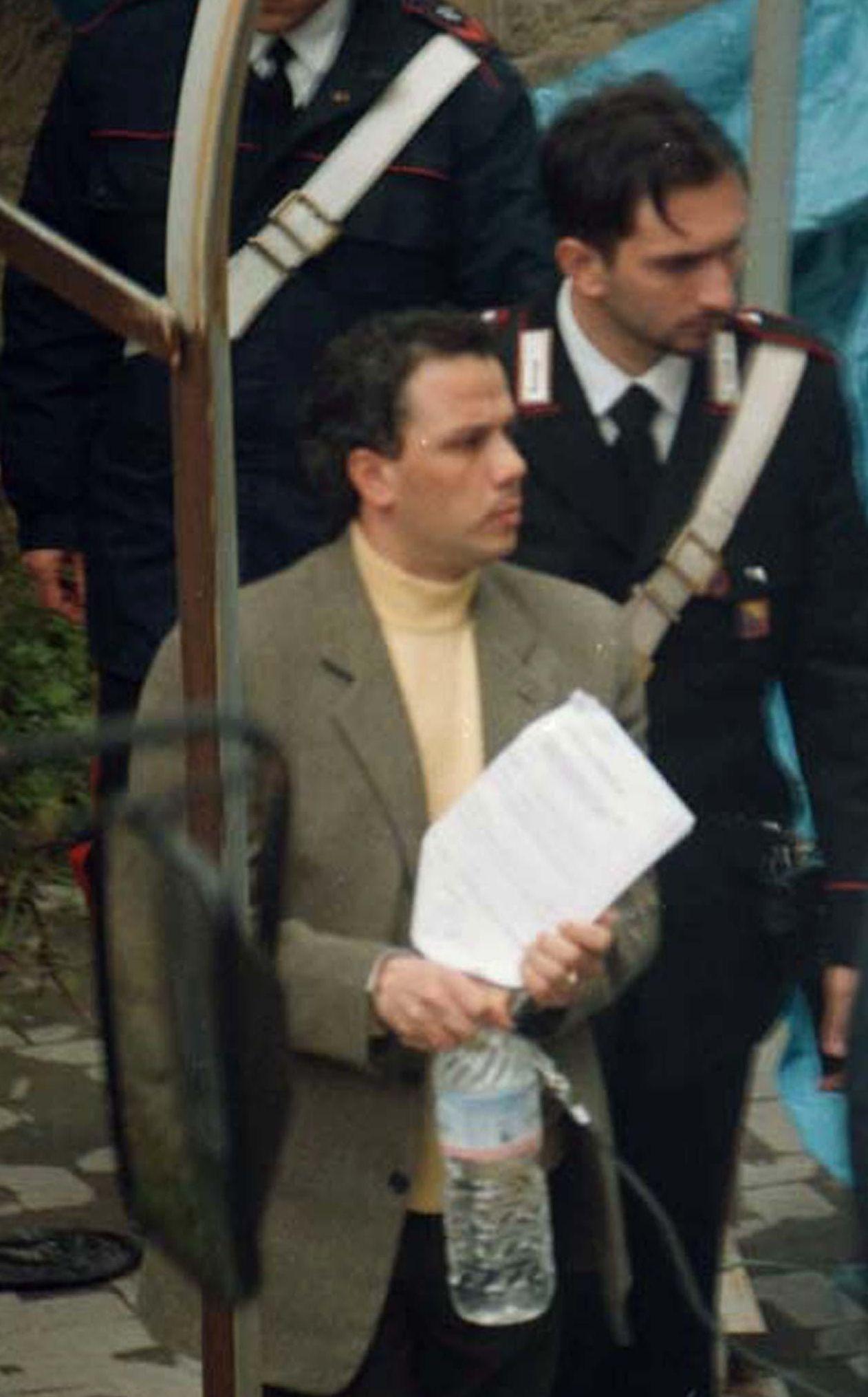 Stato mafia: Spatuzza,Graviano mi parlò Berlusconi Dell'Utri