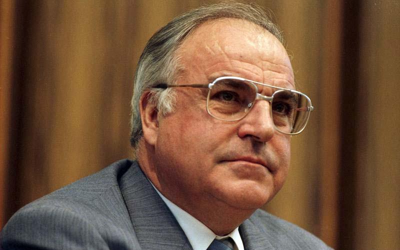Helmut Kohl è morto: l'ex cancelliere tedesco aveva 87 anni