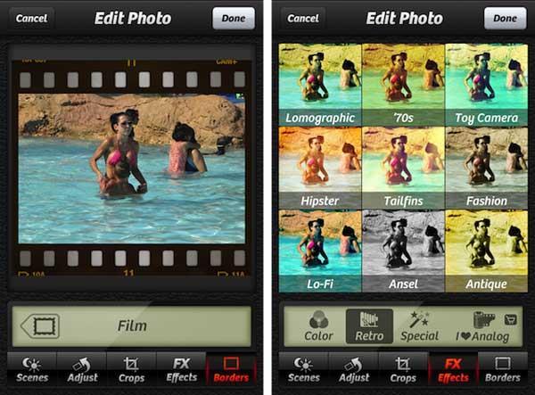 Le migliori app per modificare foto su smartphone e tablet