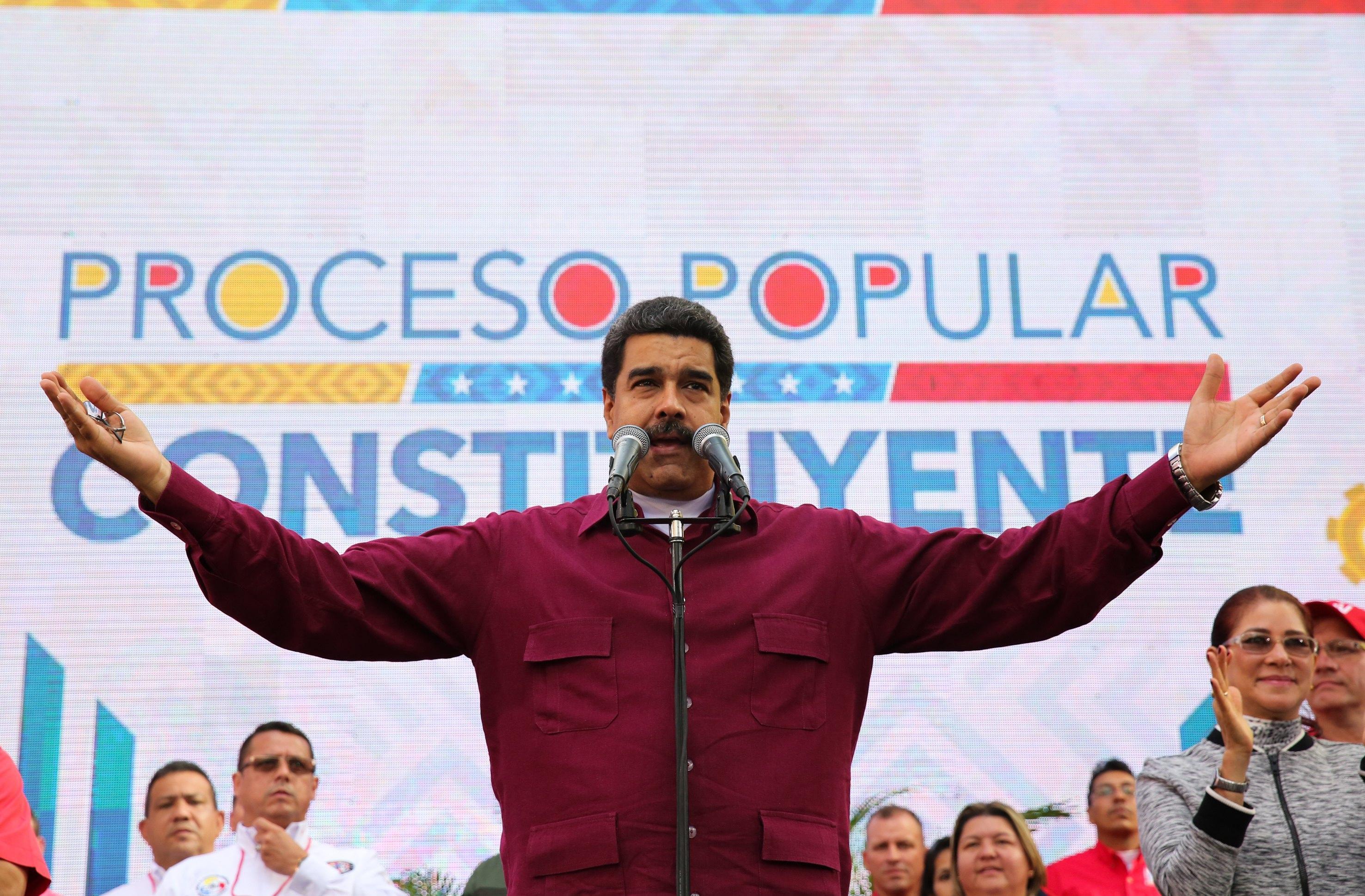 Nicolas Maduro, chi è il presidente del Venezuela