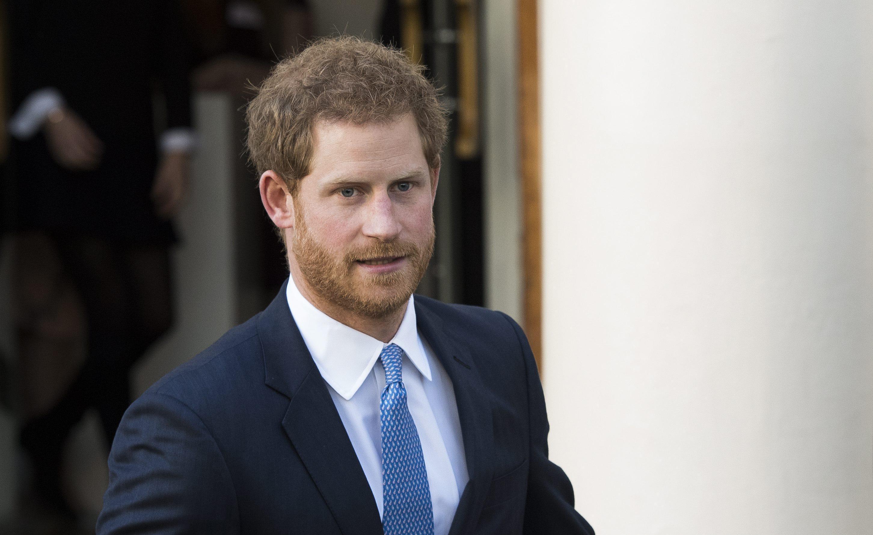 Il Principe Harry rivela: 'Nessuno della famiglia reale vuole diventare Re'