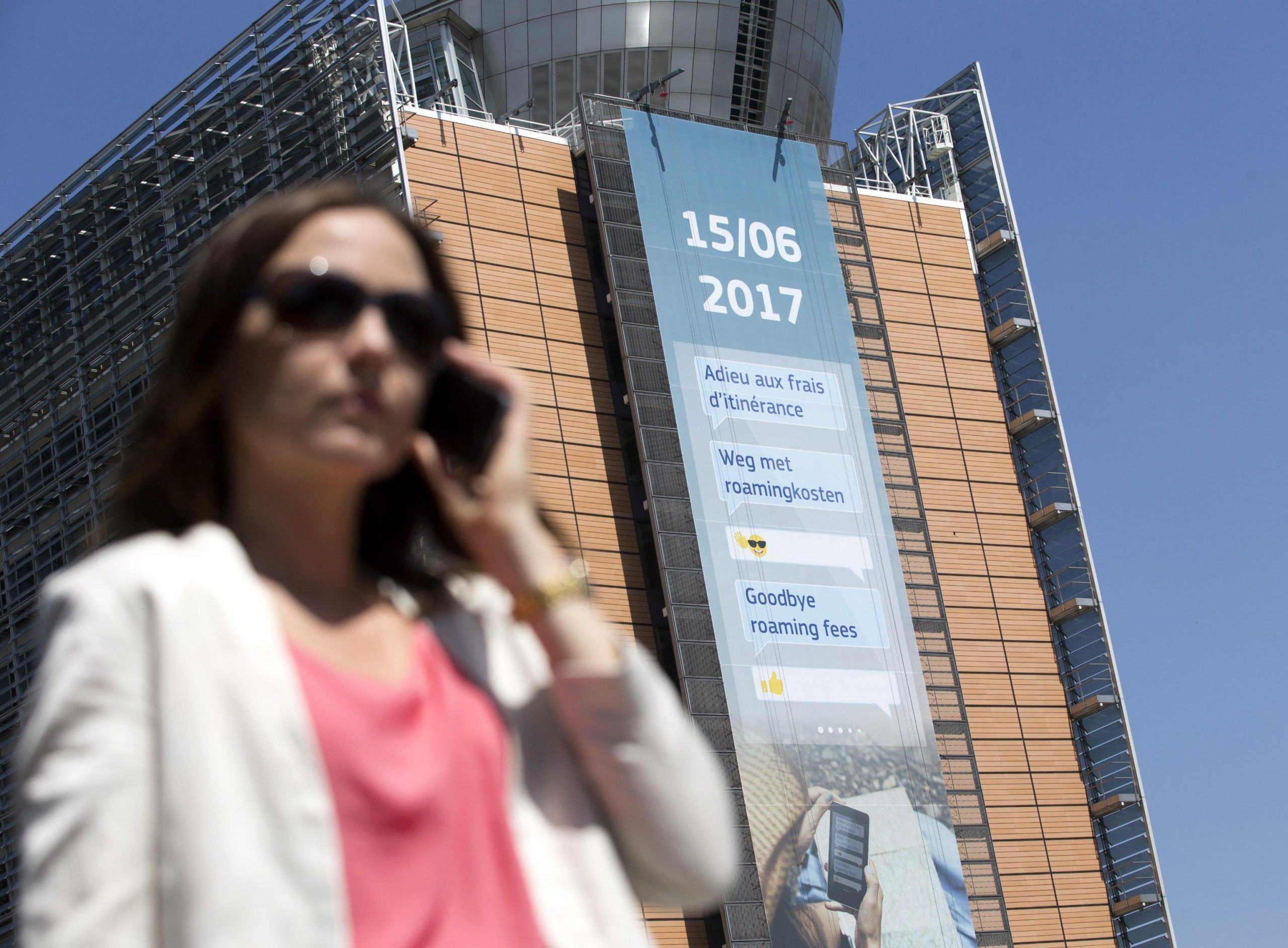 End of Mobile roaming charges in the EU