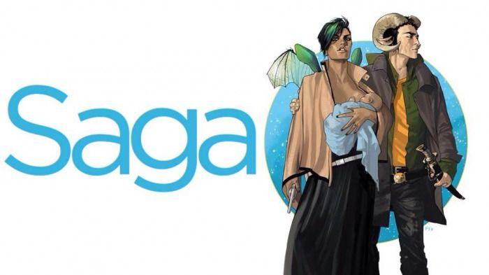 Saga: una guerra universale per capire cos'è l'amore
