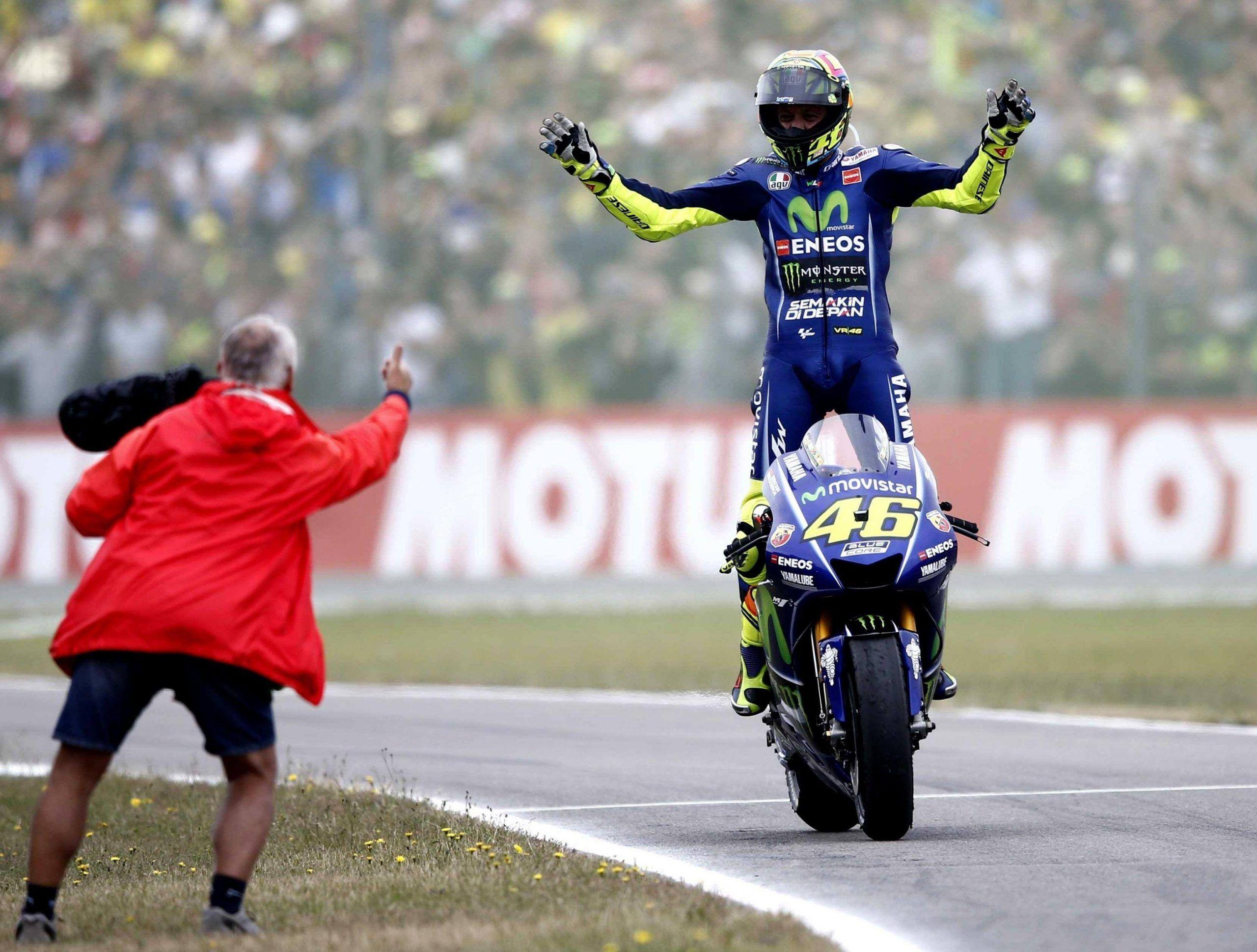 Valentino Rossi news: per i bookmaker può ancora vincere il Mondiale