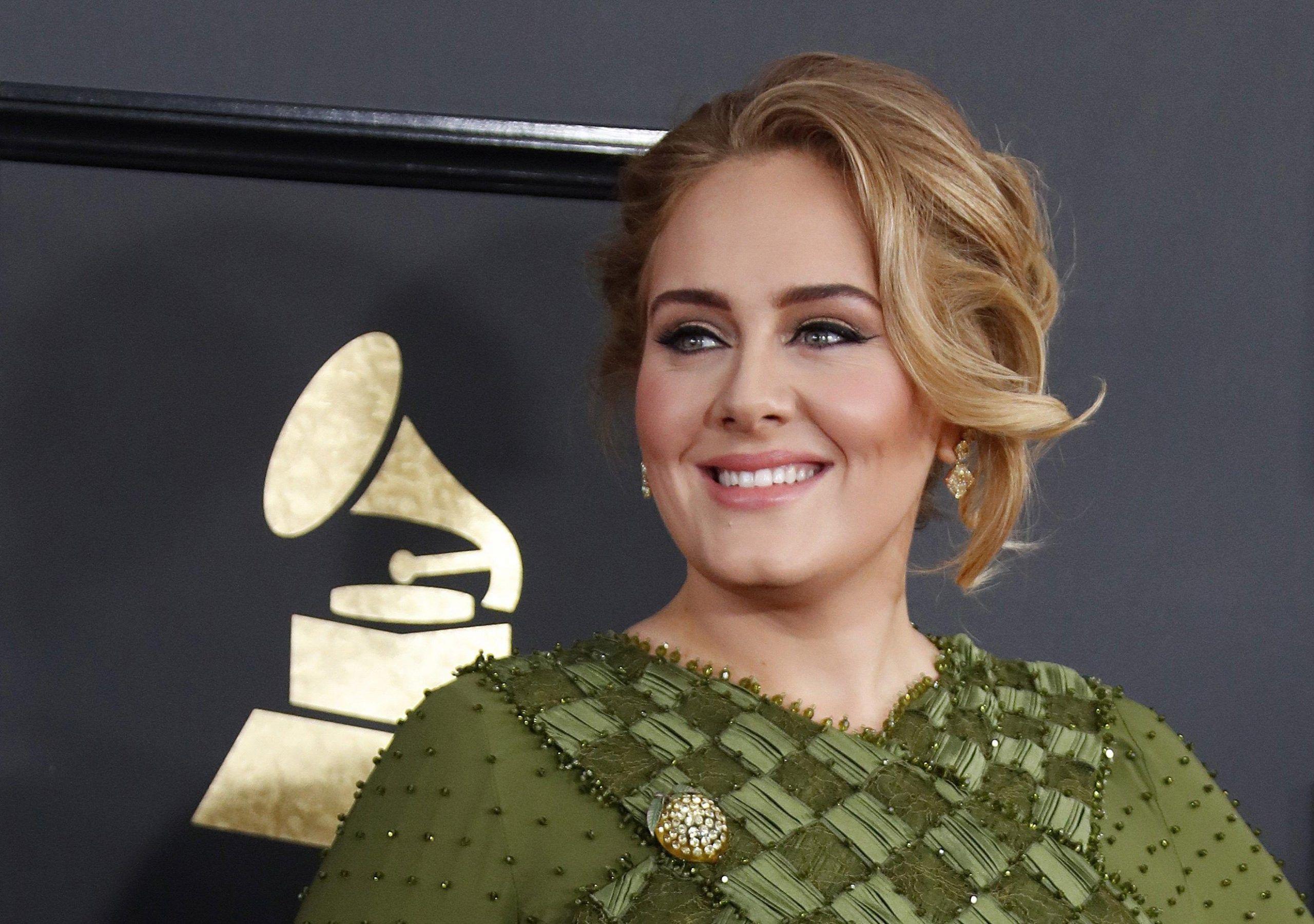 Adele tour 2017