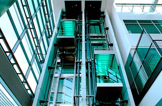 ascensore orizzontale