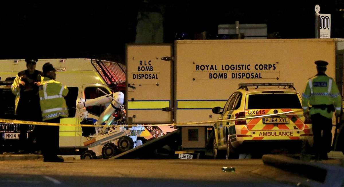 Attentato Londra: l'ultimo di 7 nel Regno Unito
