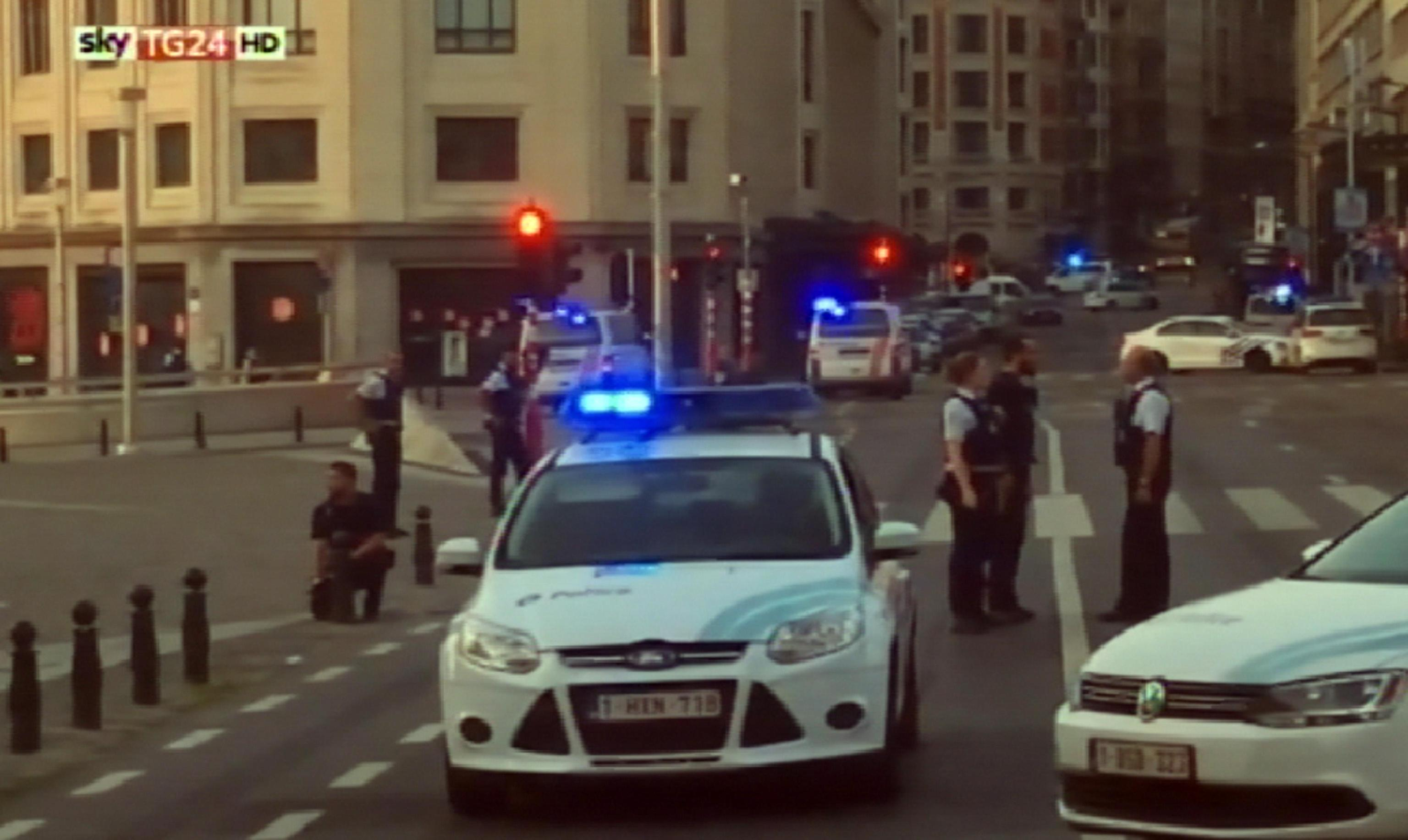 ++ Attentato a Bruxelles, morto presunto terrorista ++
