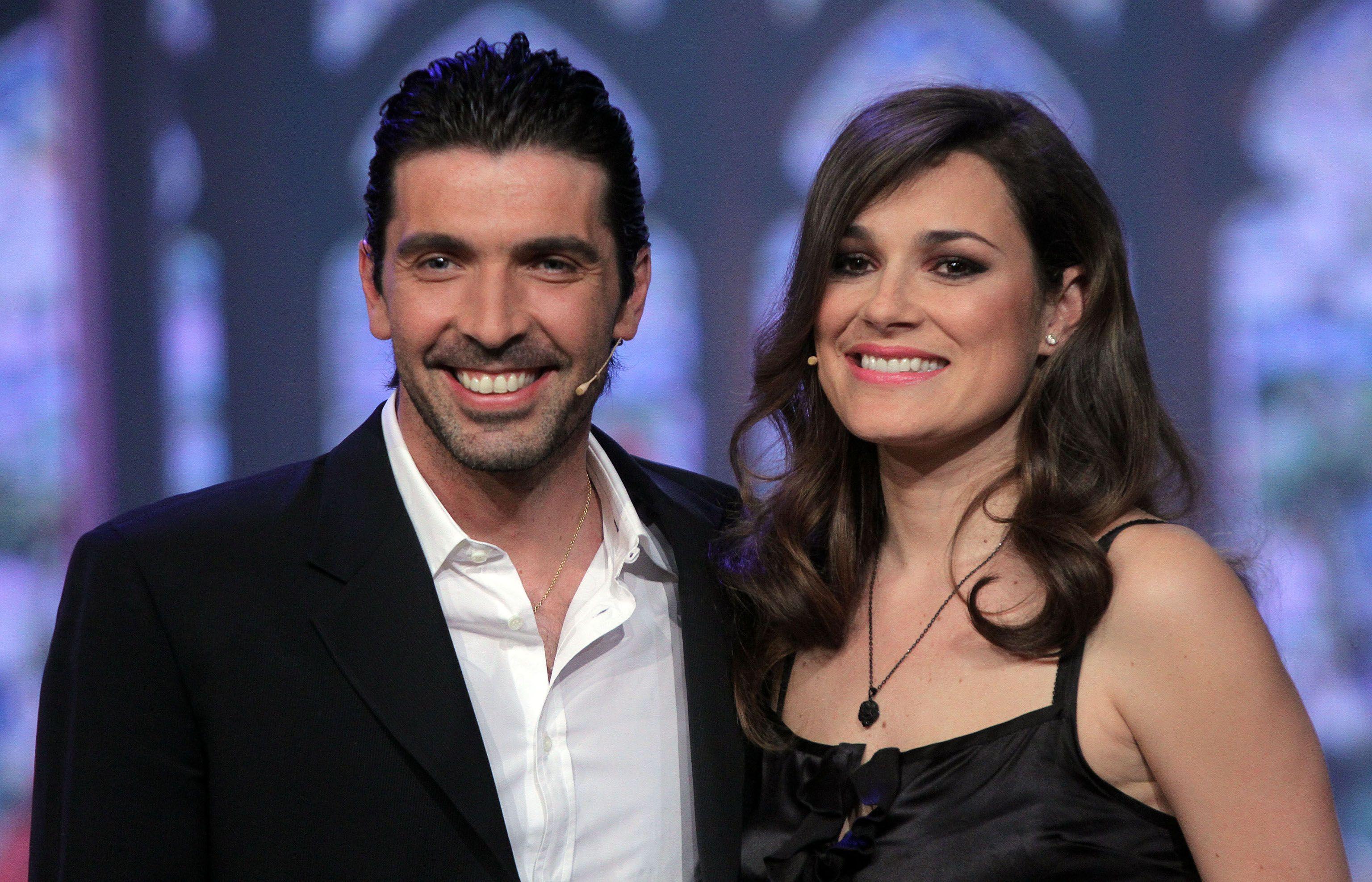 Alena Seredova: 'Gigi Buffon e Ilaria D'Amico? L'ho scoperto dai giornali'