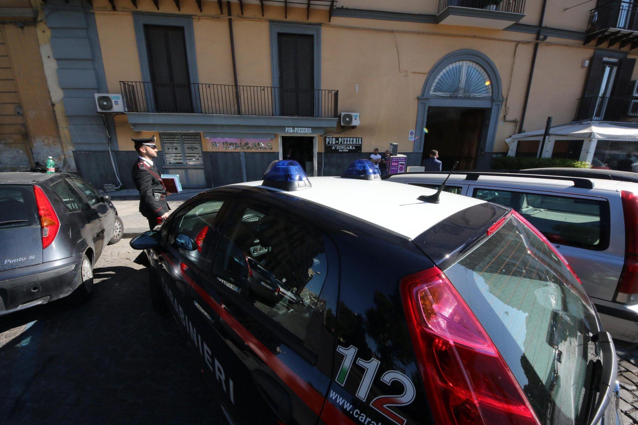 Latitante catturato a Napoli, a tradirlo la passione per le merendine