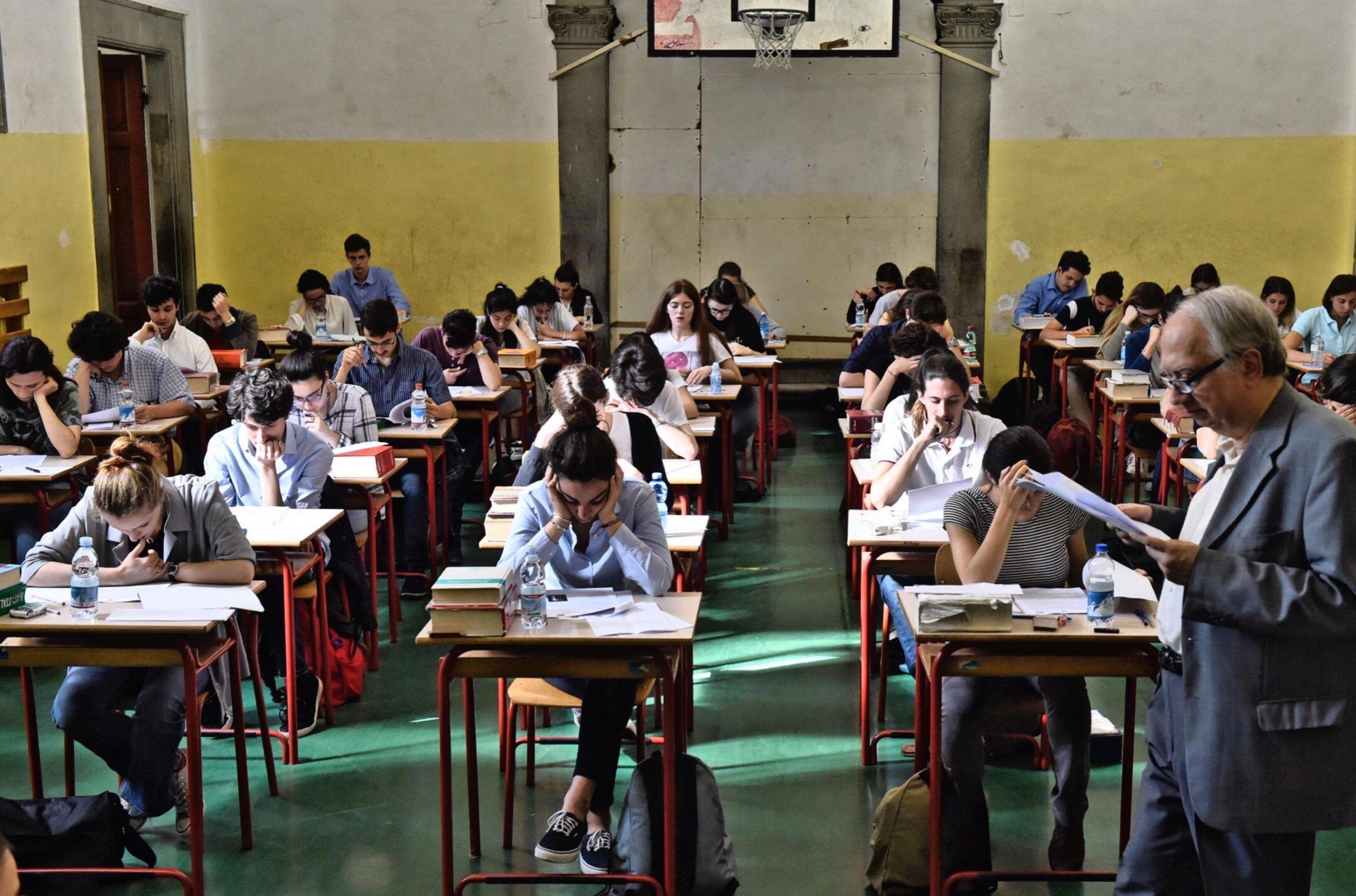 Chi ha inventato gli esami di Maturita