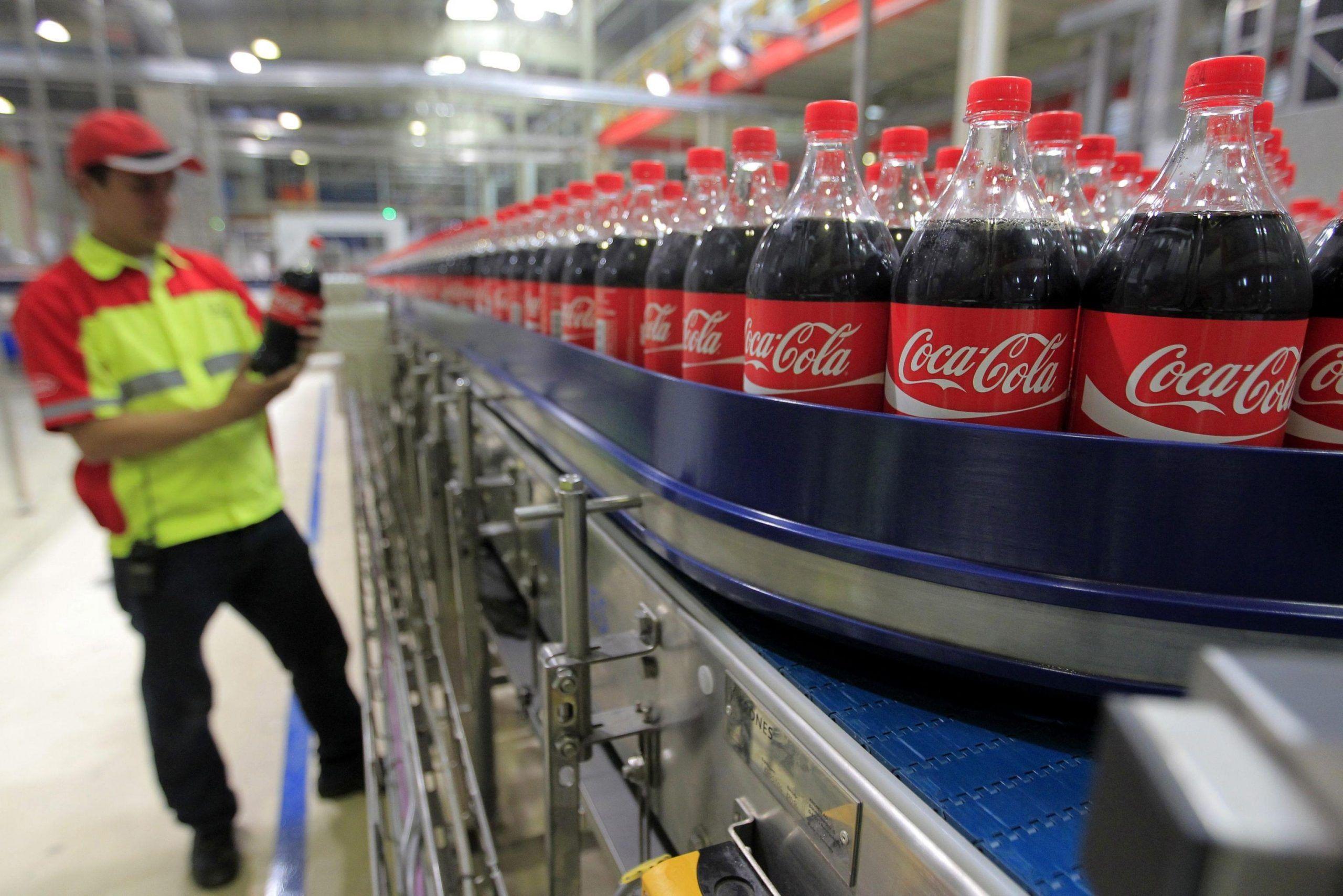 Coca Cola results