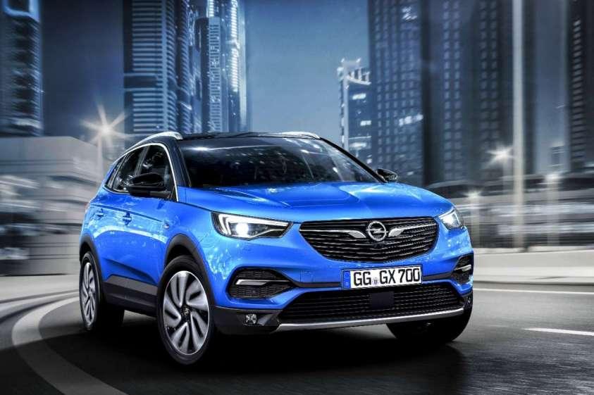 Opel Grandland X, la nuova crossover media da 26.000 euro