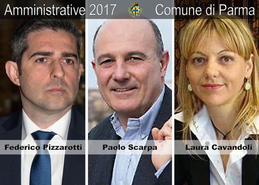 Amministrative 2017 Comune di Parma