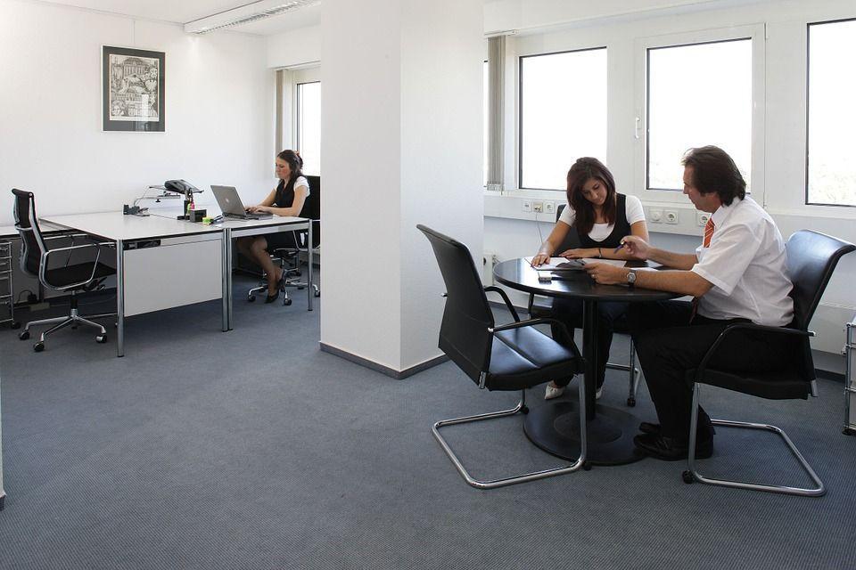 galateo aria condizionata ufficio