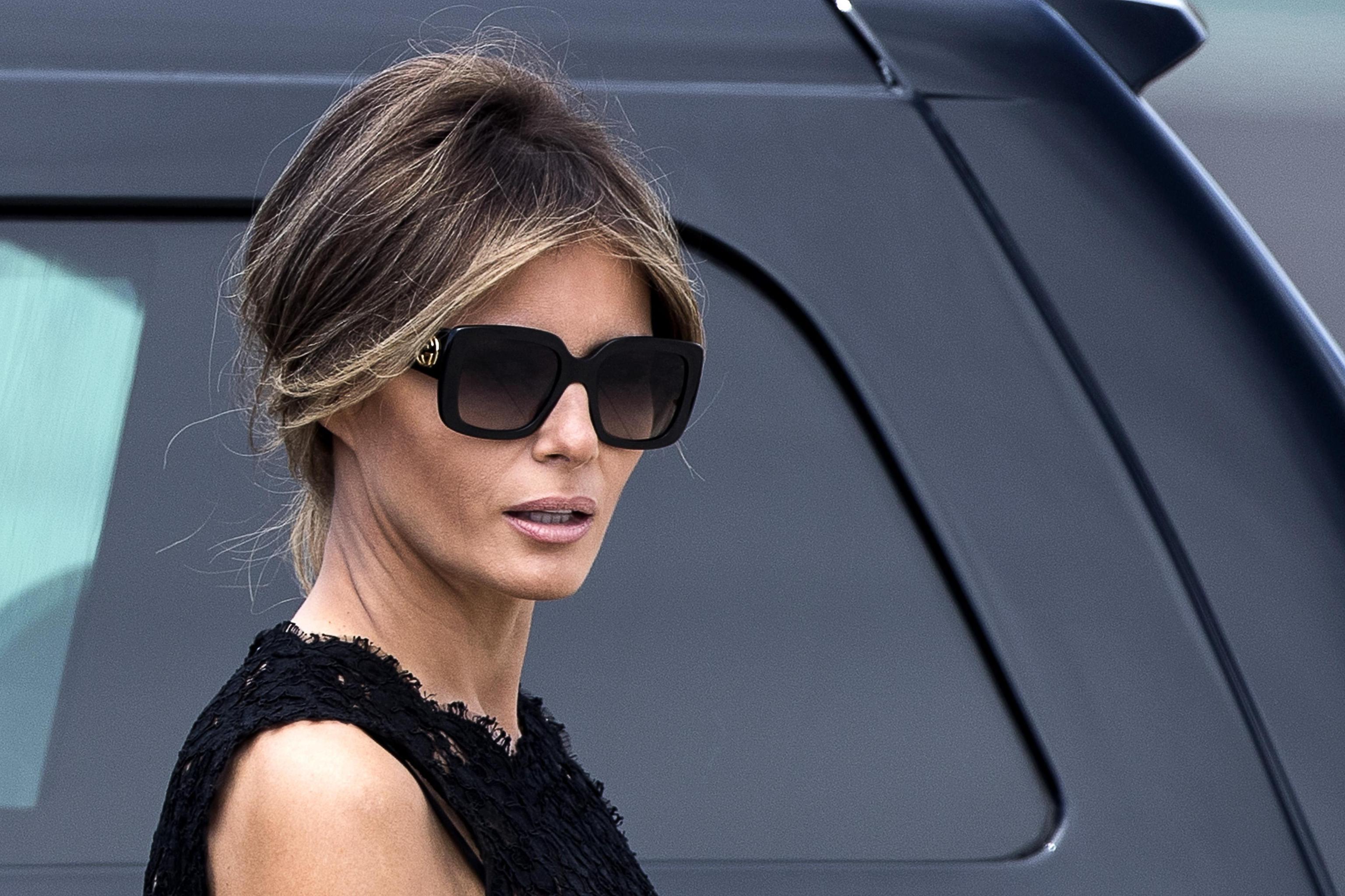 Melania Trump news: 'Ha un amante, è il capo della sicurezza di Tiffany'