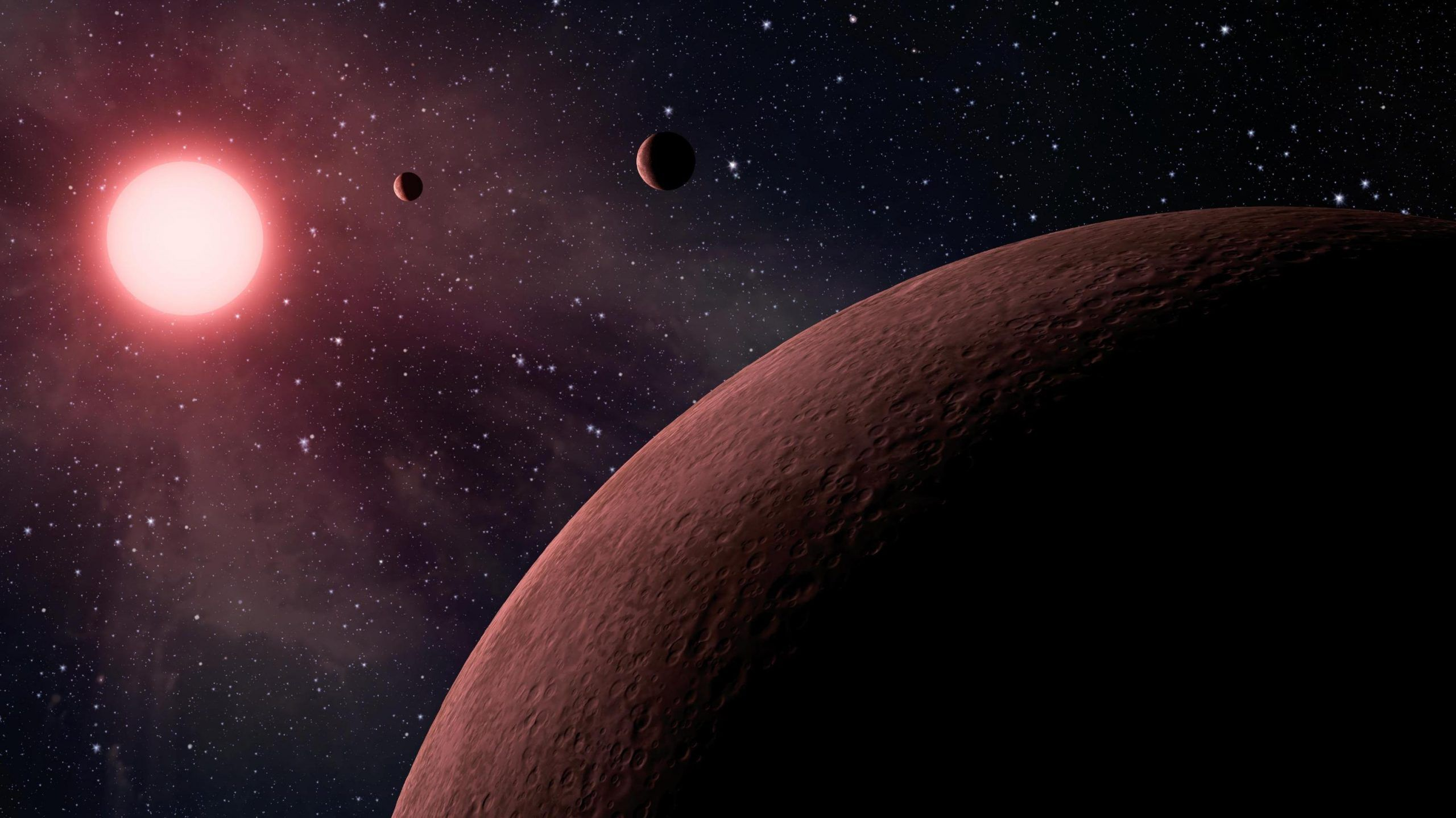 NASA's Kepler space telescope team identify 10 near Earth size planets in the habitable zone of their star