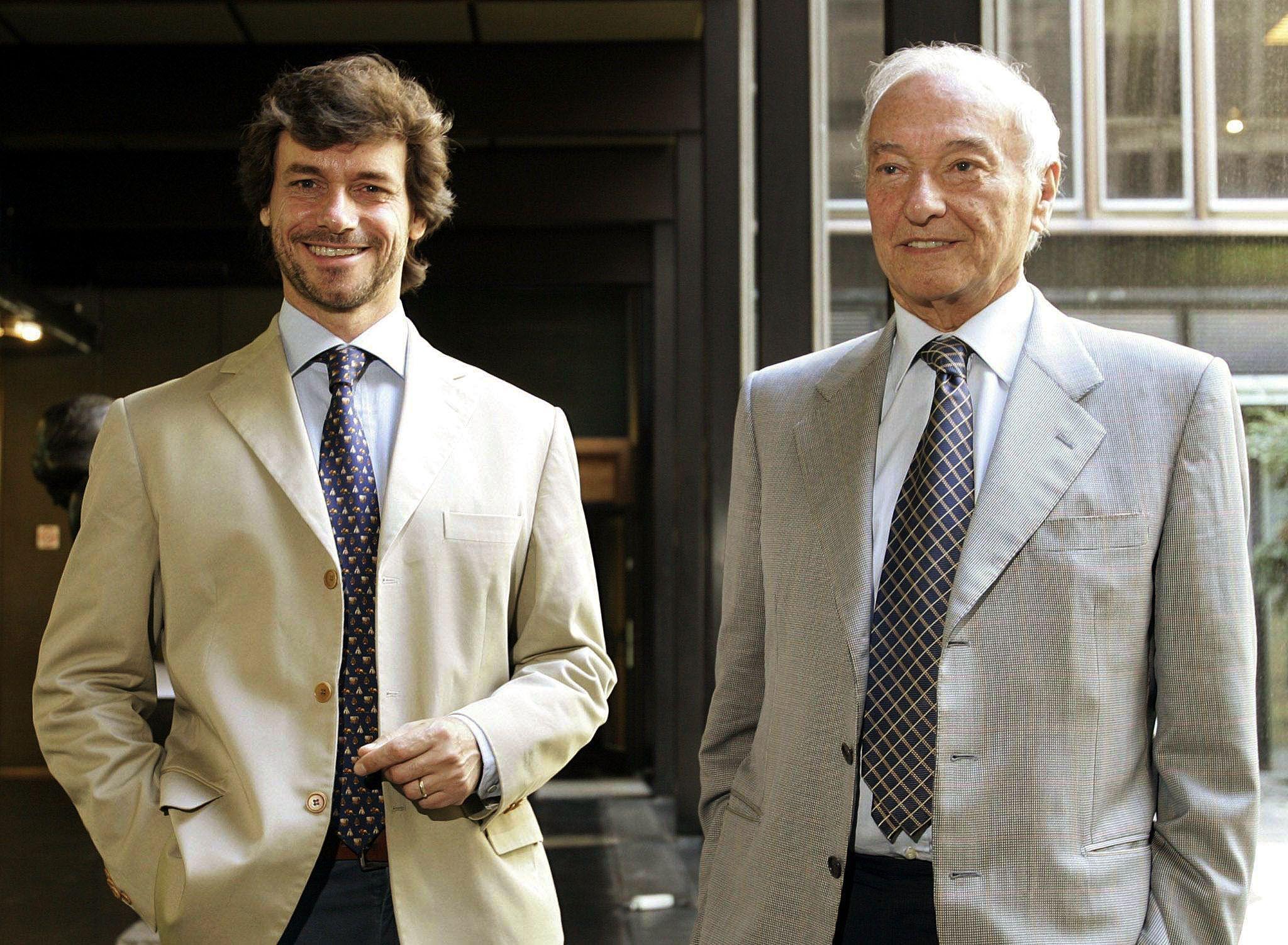 Piero Angela rivela i retroscena della (non) assunzione in Rai di suo figlio Alberto Angela
