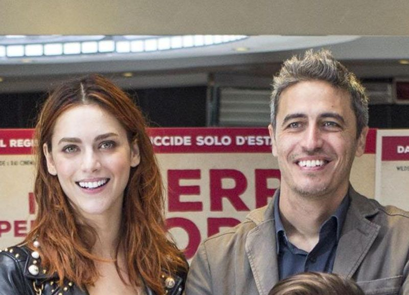 Miriam Leone e Pif fidanzati? 'No solo colleghi', precisa l'attrice