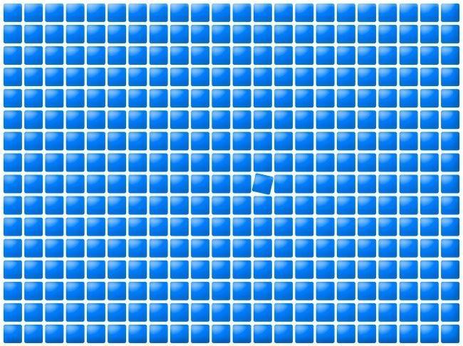 quadrati blu