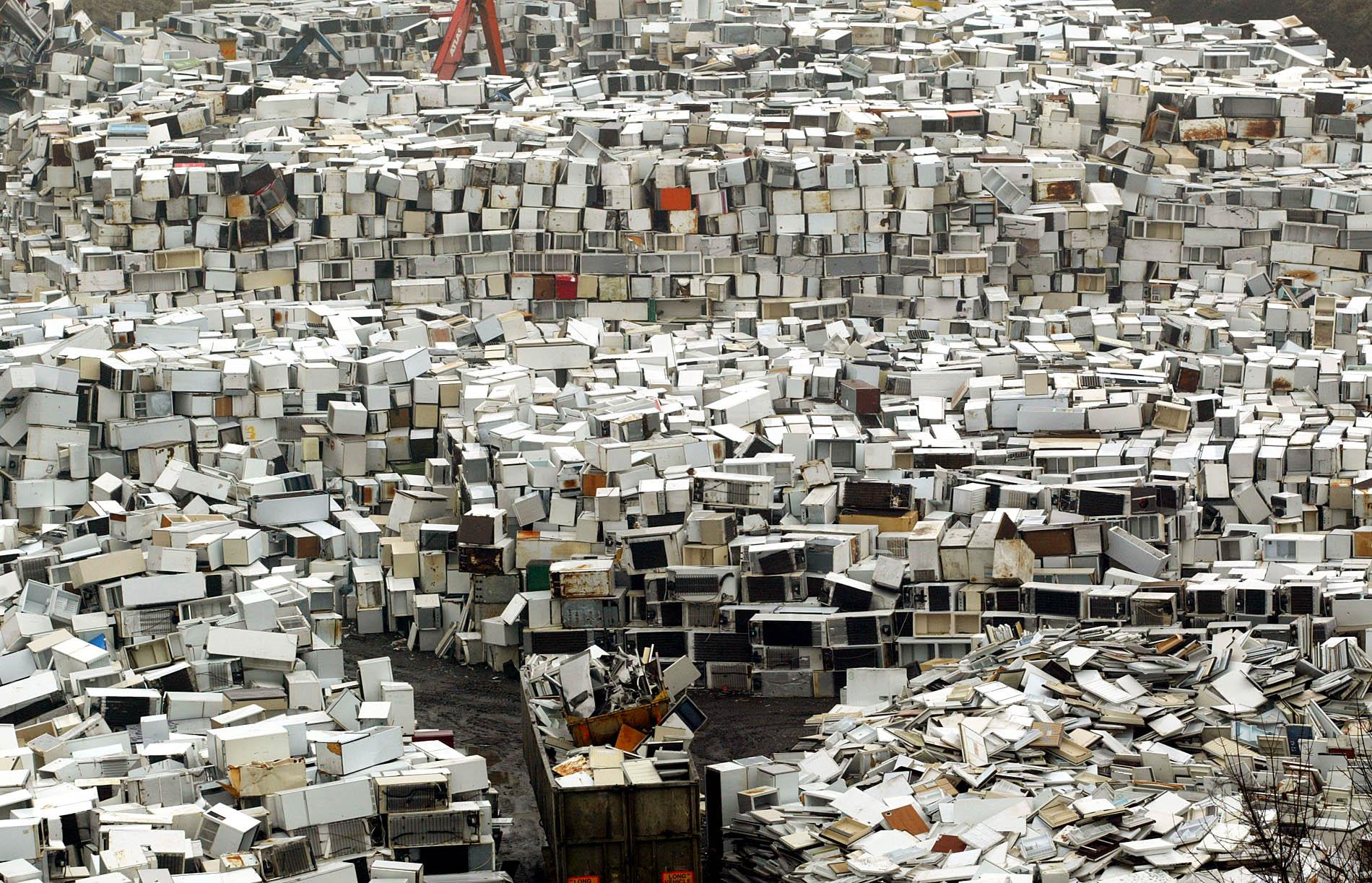 Economia circolare: il riciclo dei rifiuti elettronici aumenta anche al Sud
