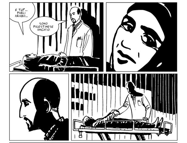 Vivere la storia di Selma graphic novel di Ugo Bertotti
