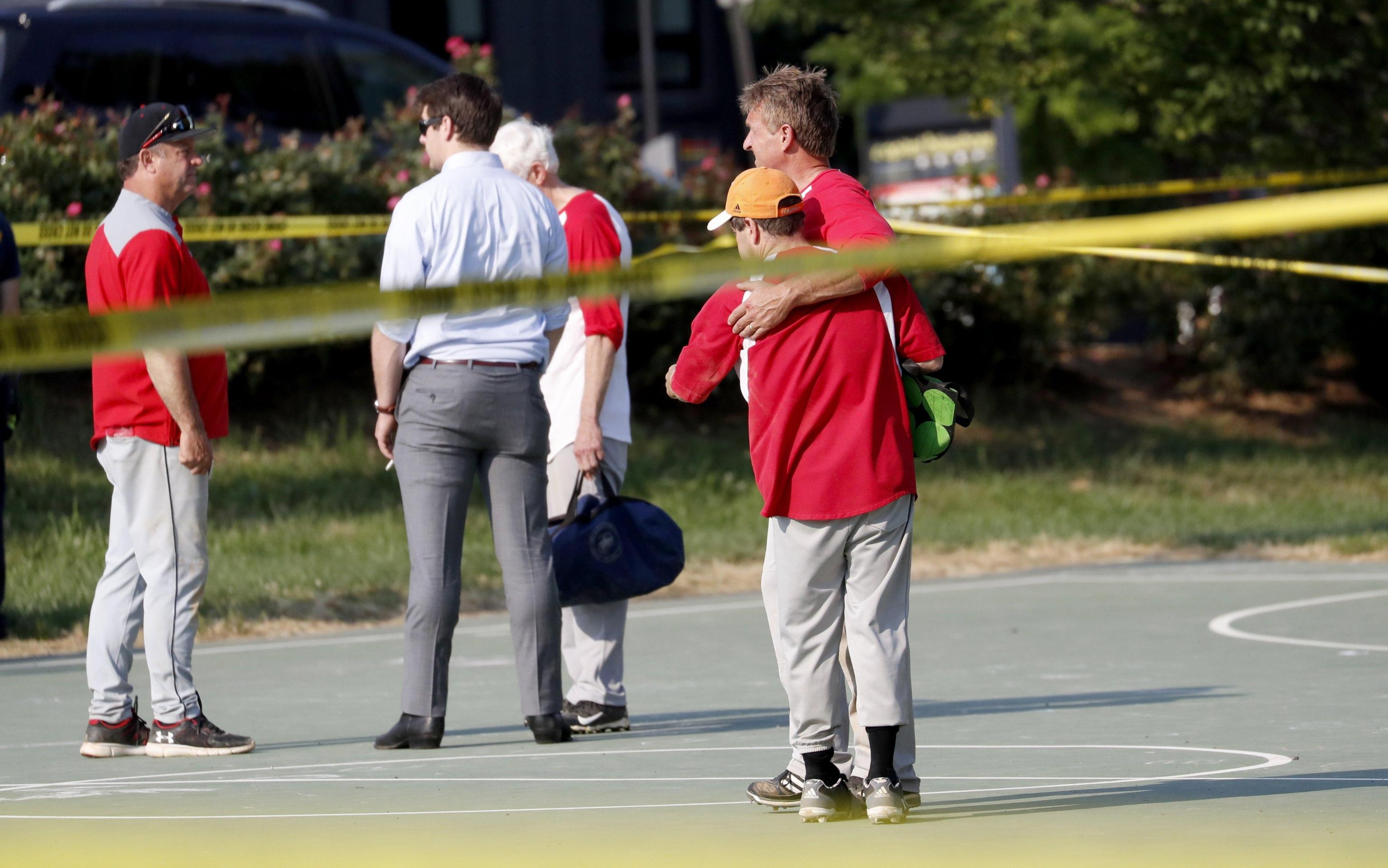 Shooting of multiple people in Alexandria, Virginia