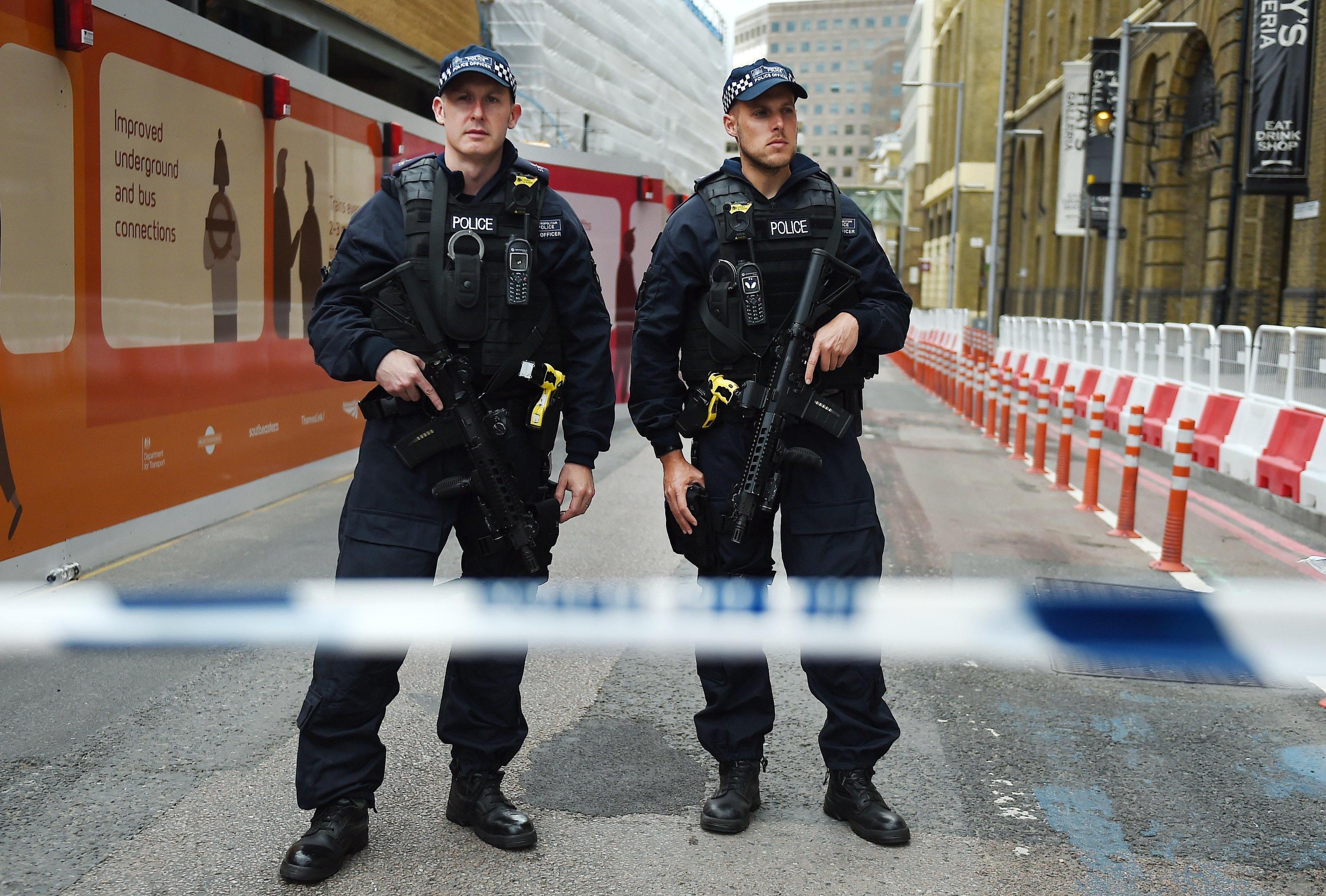 At least seven dead in terrorist incident at London Bridge and Borough Market