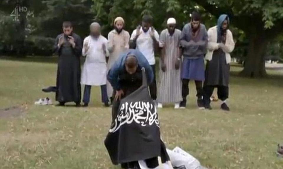 terrorista channel 4 isis