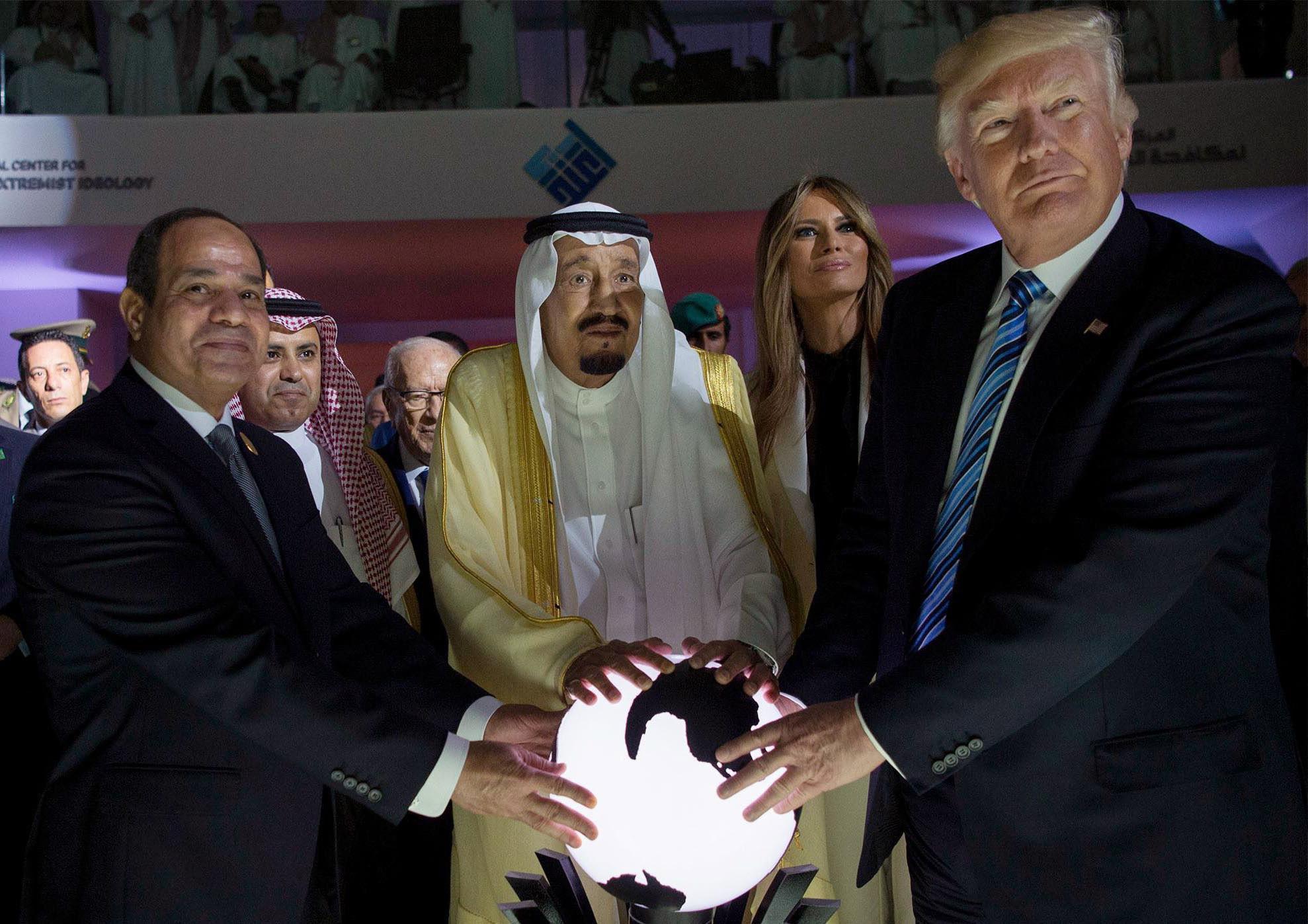The GCC summit in Saudi Arabia