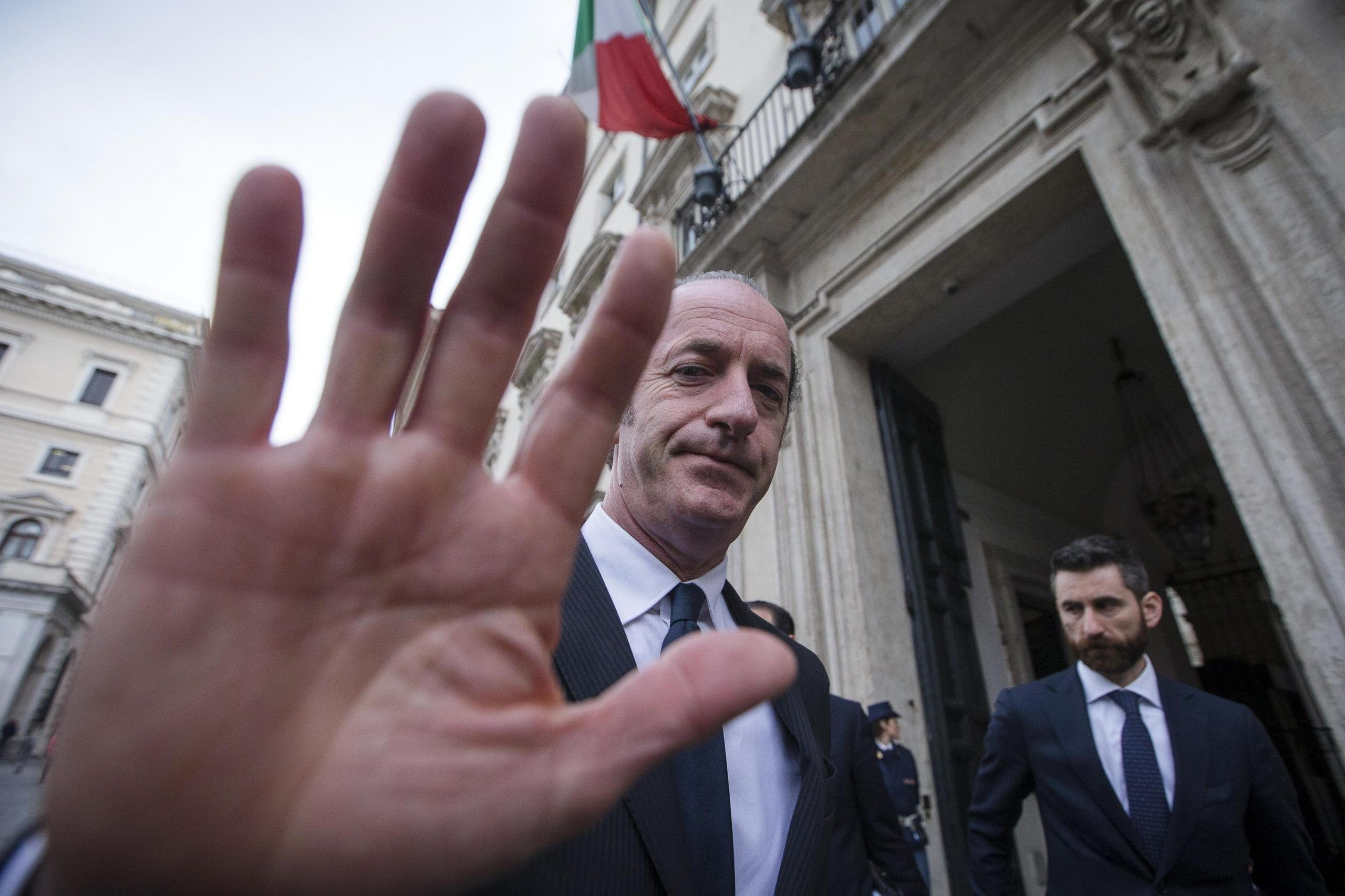Vaccini Zaia Veneto impugna decreto davanti Consulta
