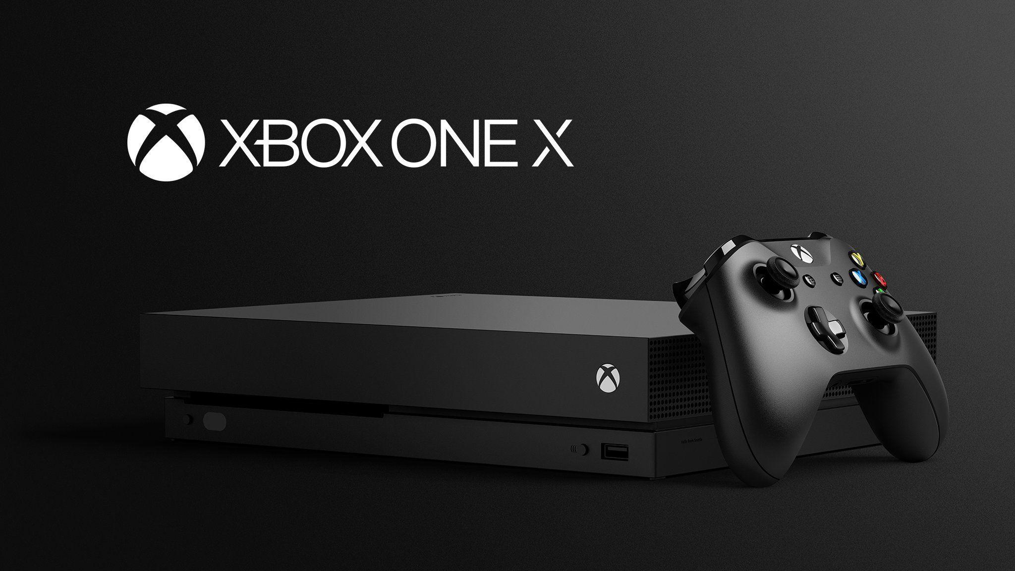 Xbox One X, la console Microsoft più potente di sempre