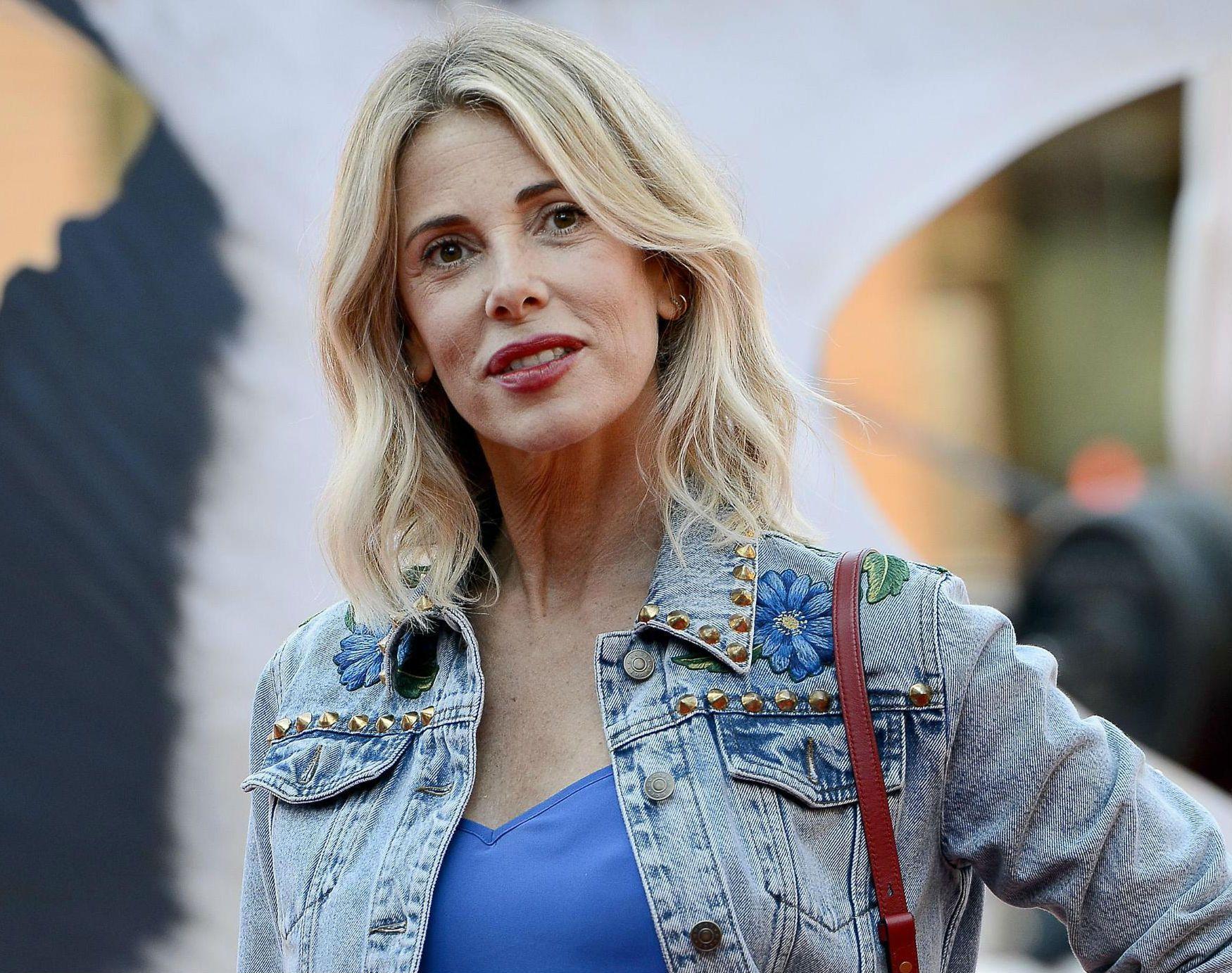 Alessia Marcuzzi è in crisi con il marito Paolo Calabresi Marconi? La smentita
