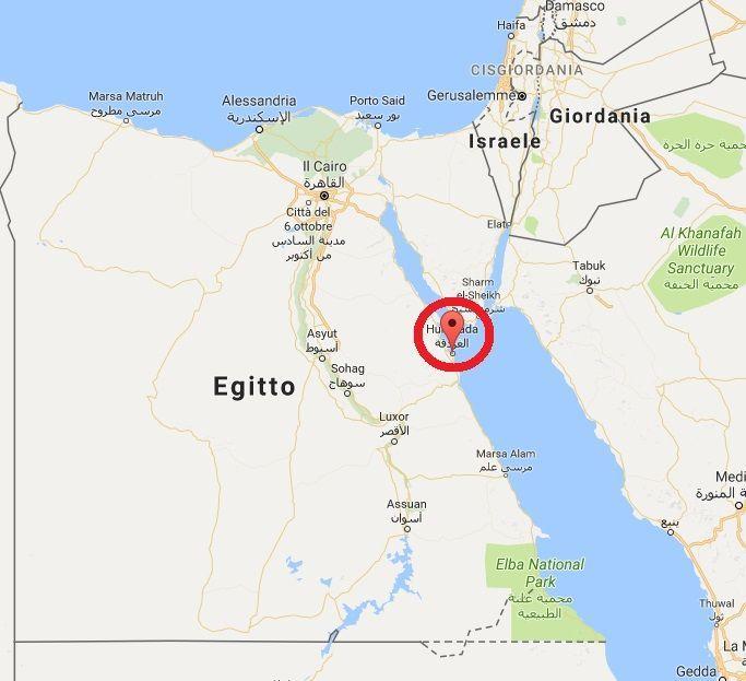 Attacco Egitto