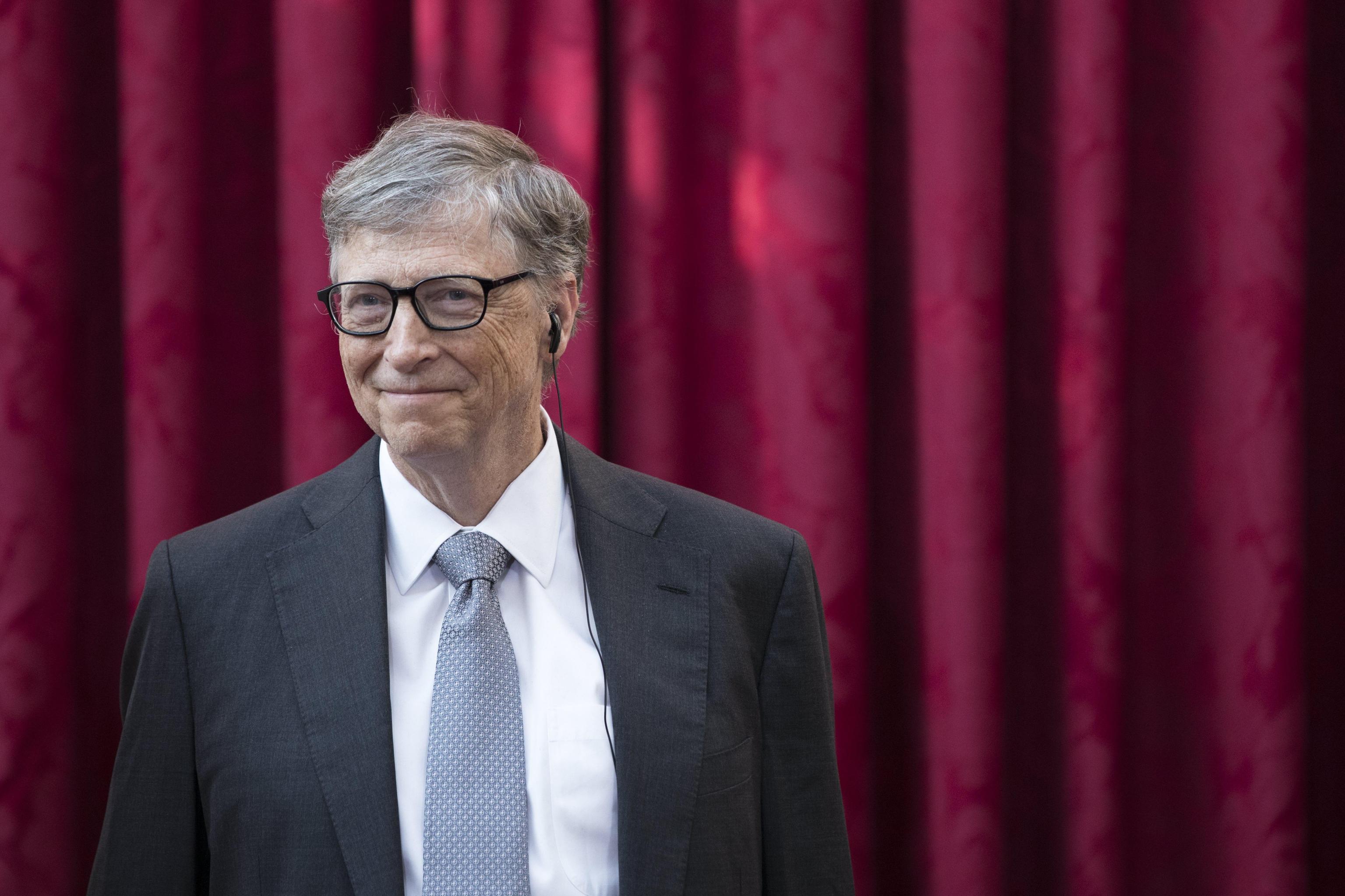 Bill Gates sui migranti: 'L'Europa renda più difficili gli ingressi'