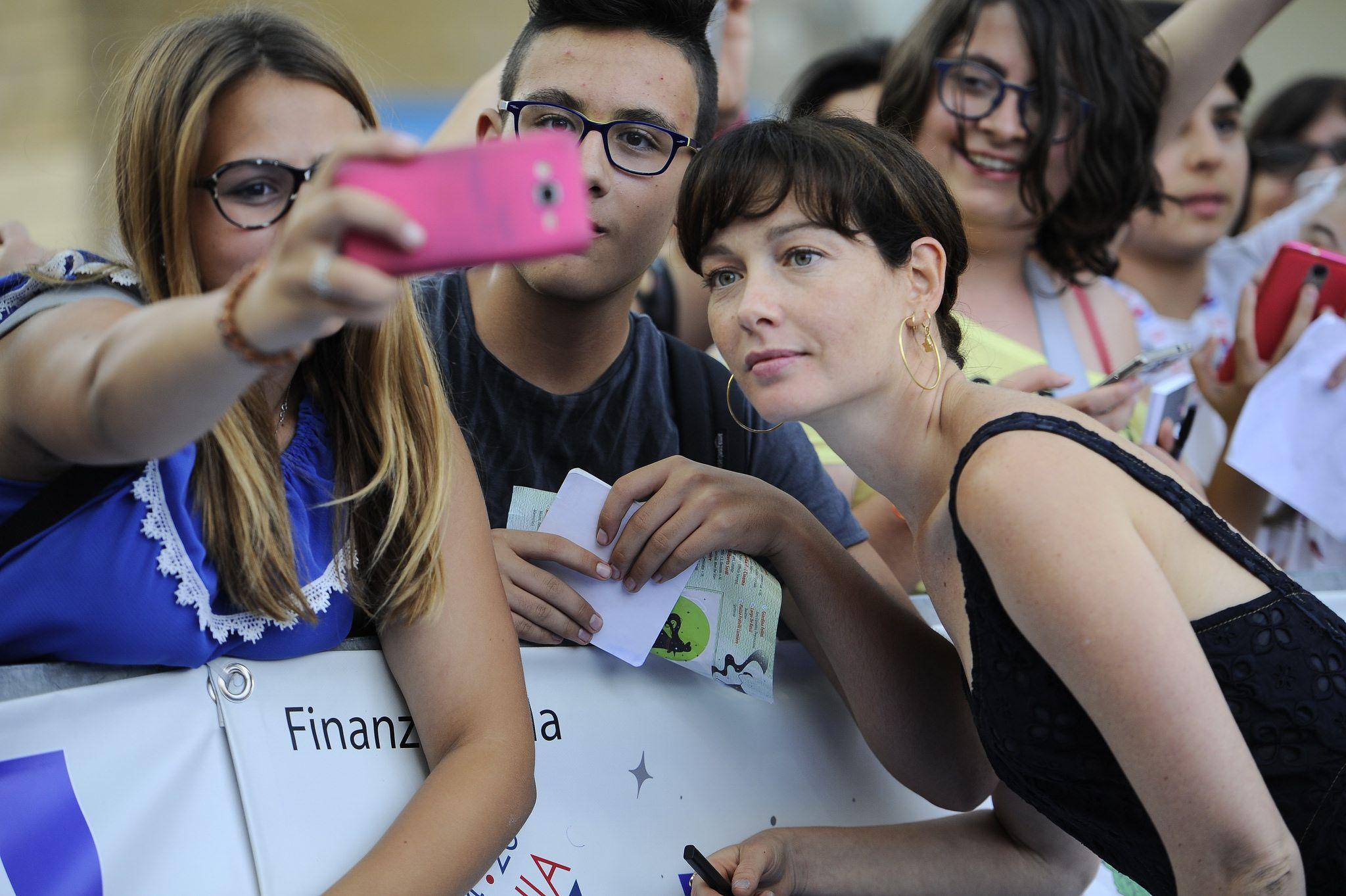Cristiana Capotondi al Giffoni Film Festival 2017: 'L'importanza di essere donna'