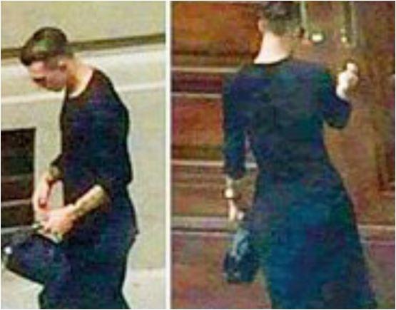Federico Bernardeschi in gonna e con la borsetta, foto e commenti