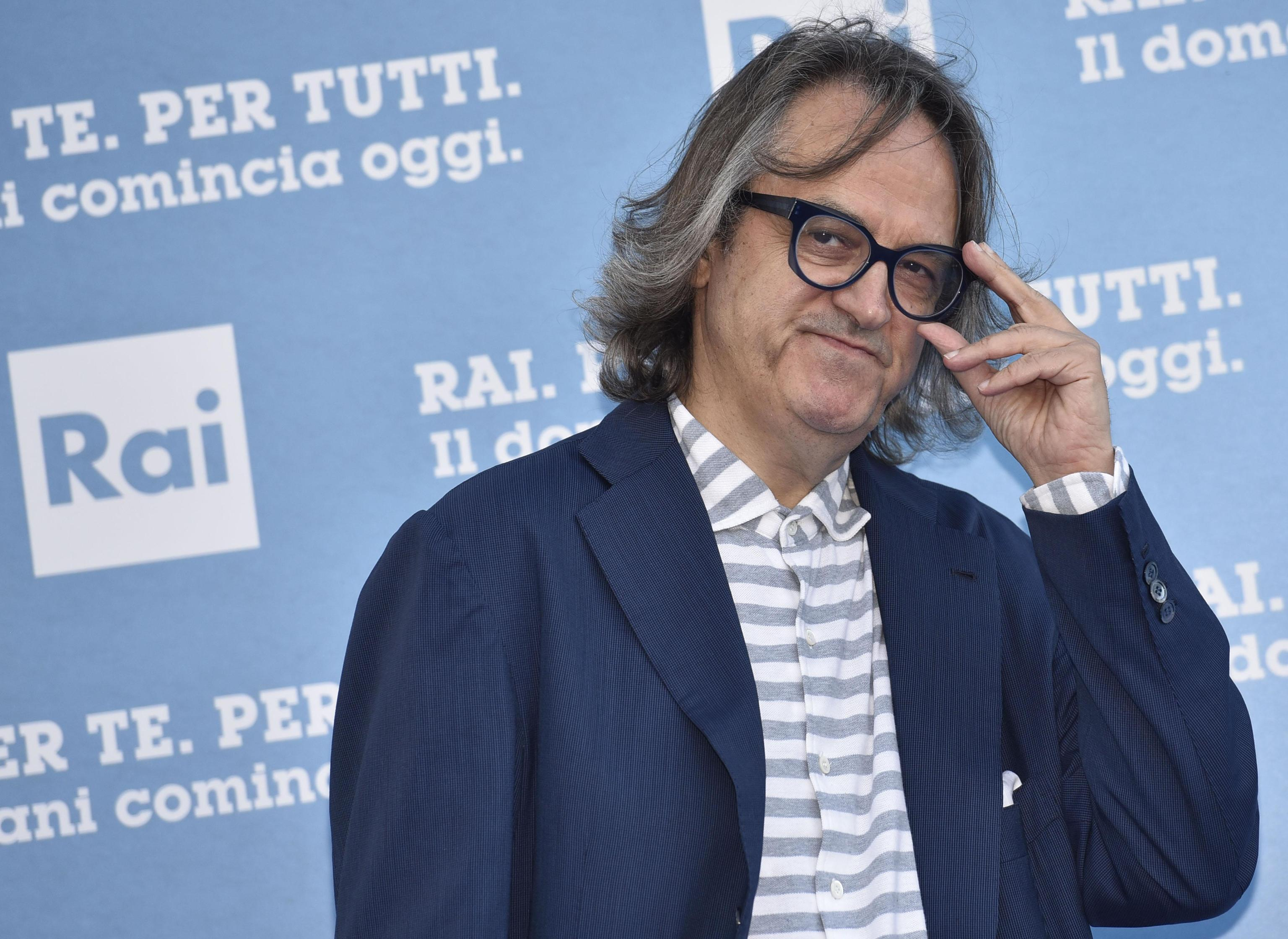 Gigi Marzullo: 'Amo più fare domande che riceverne. In Rai mi sento il portiere notturno!'