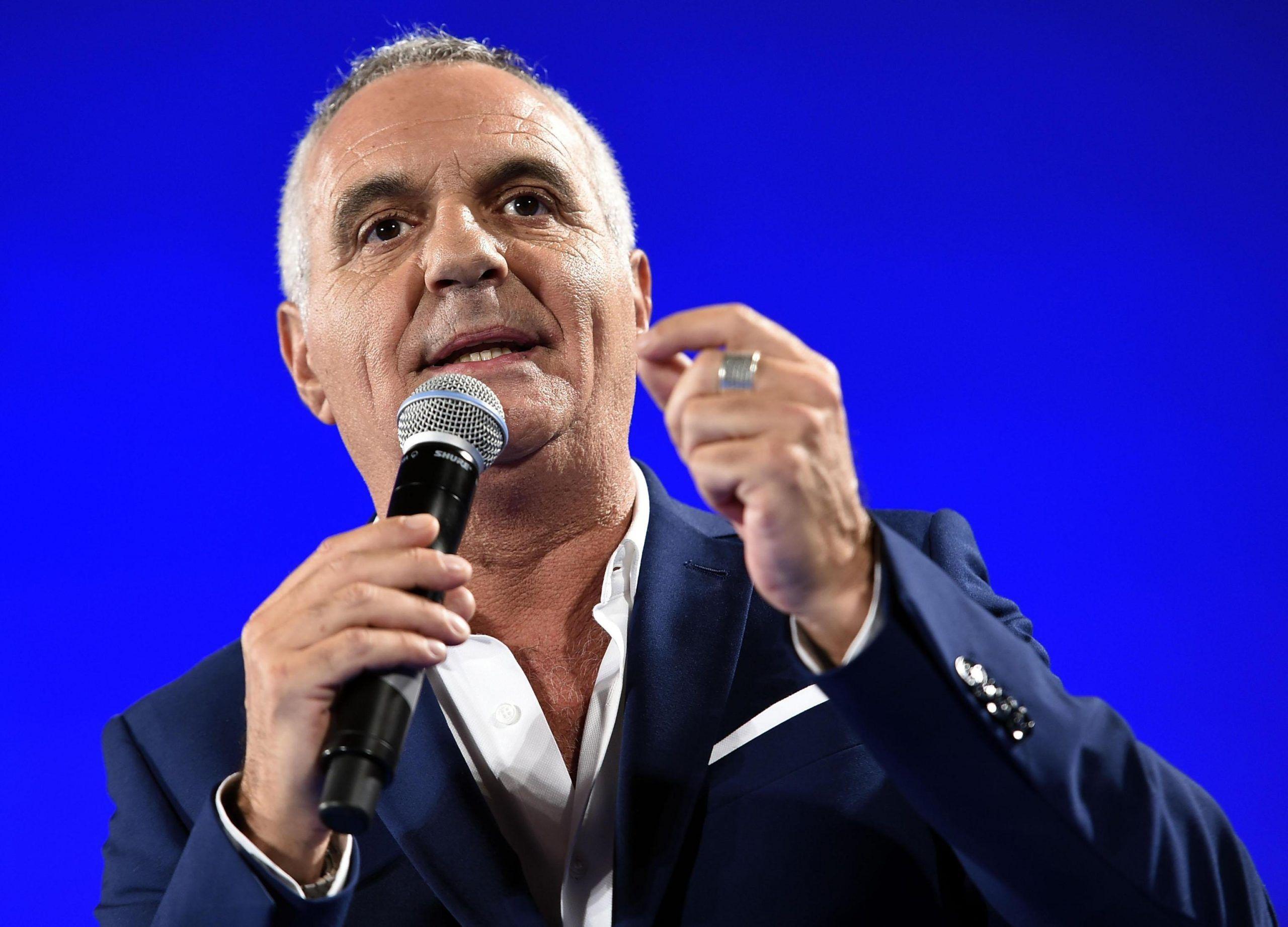 Giorgio Panariello fidanzato