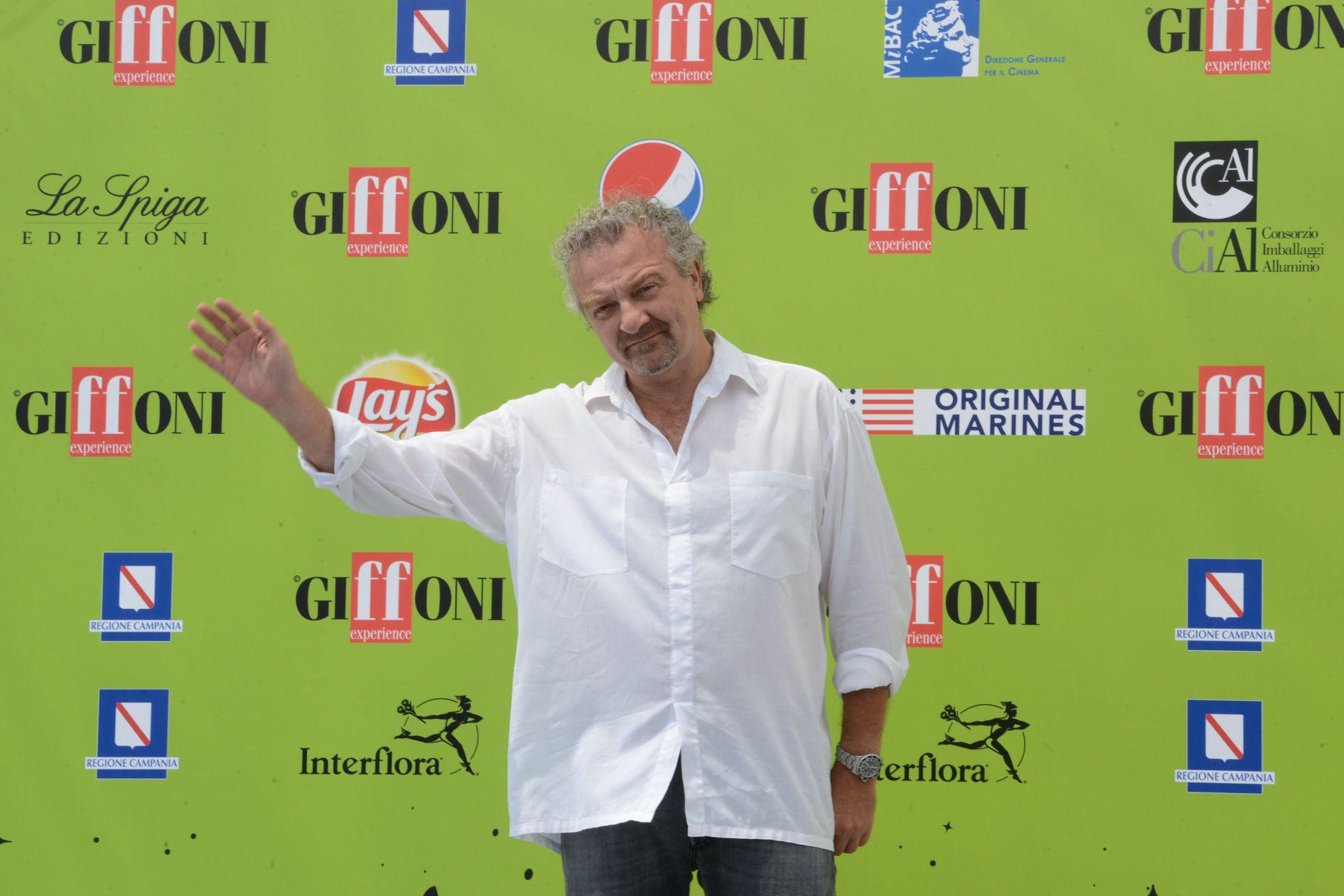 Giovanni Veronesi al Giffoni 2017: 'L'Italia non è un paese per giovani, abbiamo distrutto i sogni dei nostri figli'