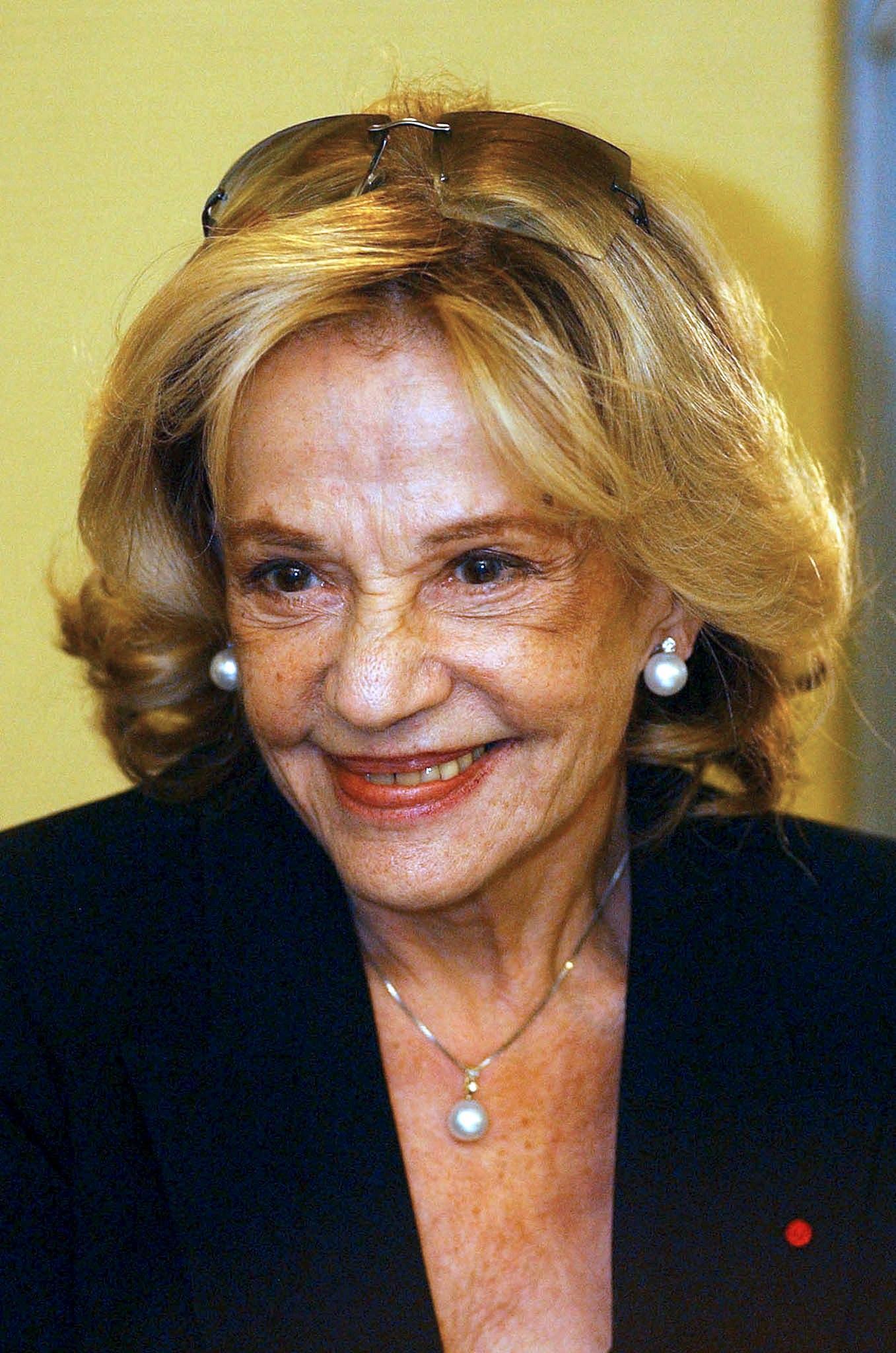Jeanne Moreau dies at 89