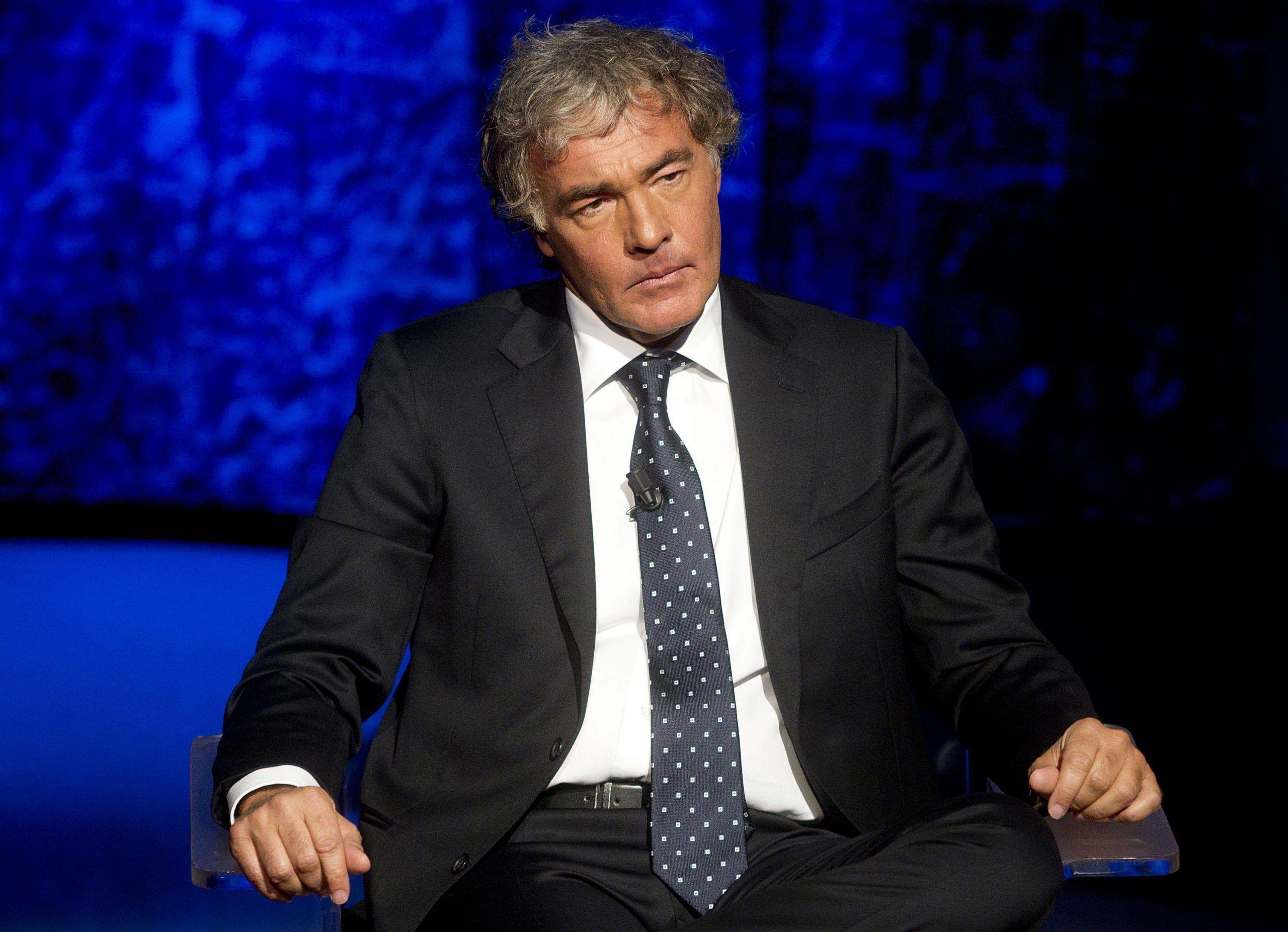 Massimo Giletti: 'Non ho ancora deciso se restare in Rai. Sono uno spirito libero, non accetto compromessi'