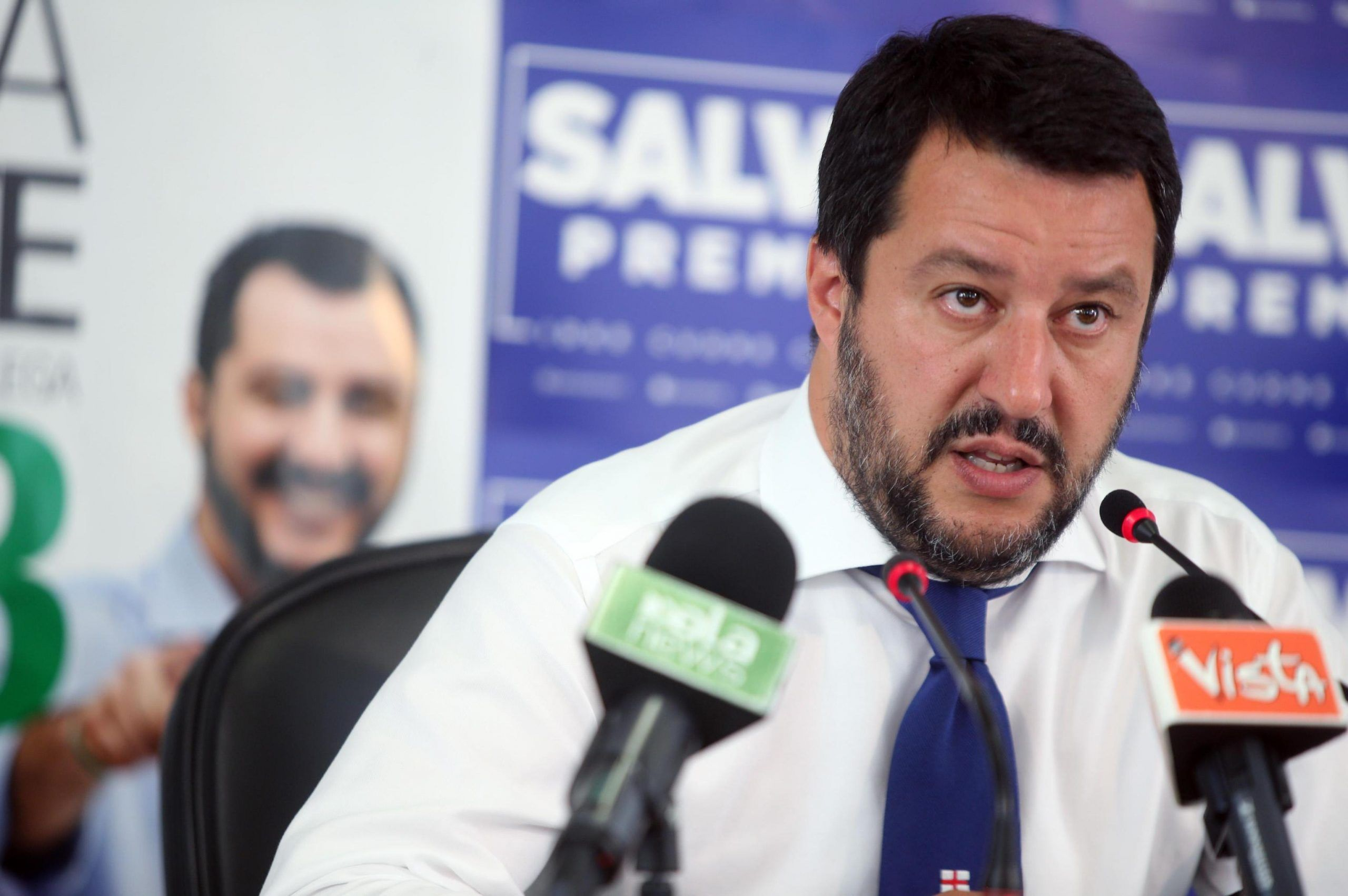 Matteo Salvini e Elisa Isoardi stanno ancora insieme