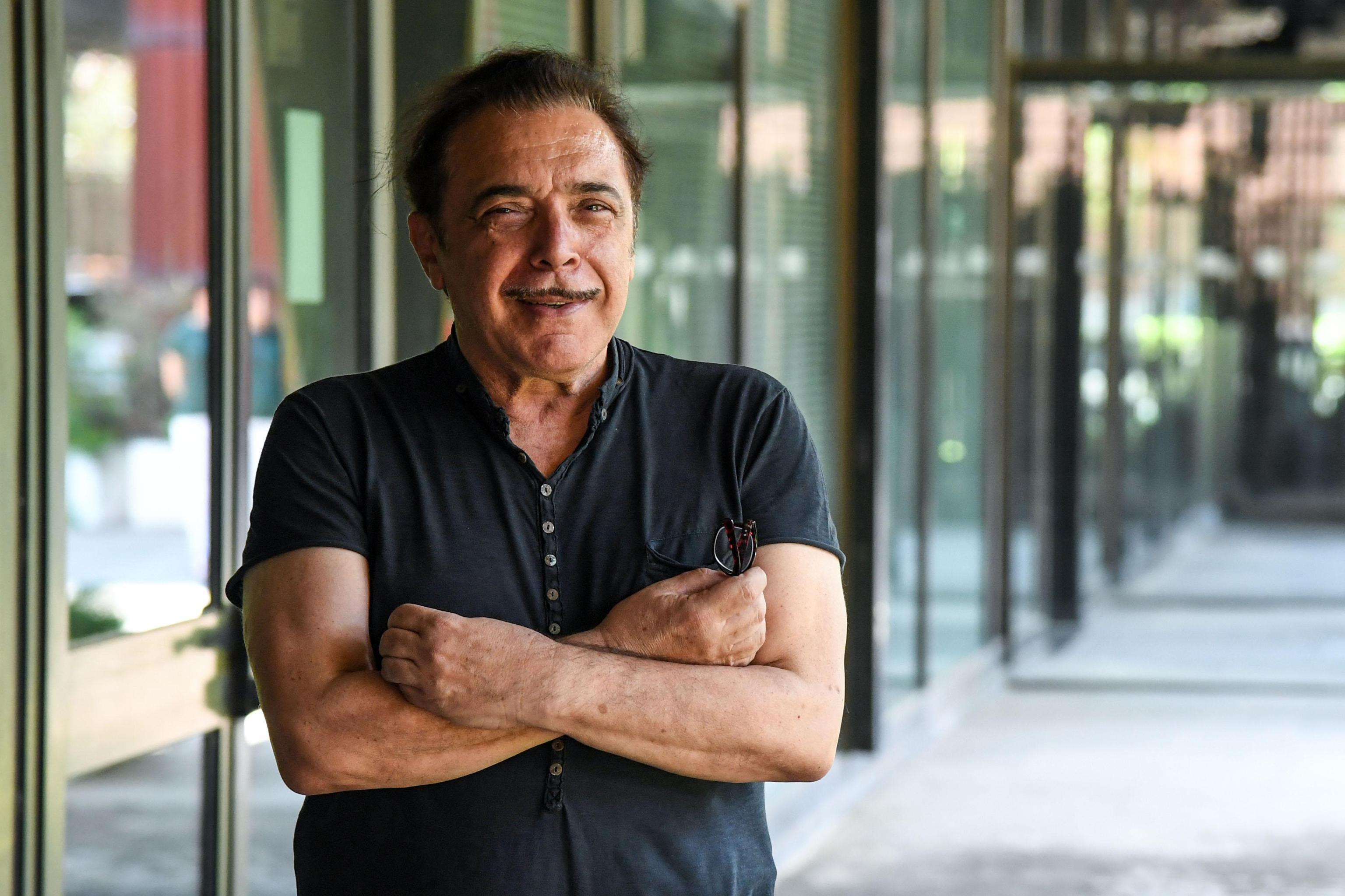 Nino Frassica in ospedale per un malore rassicura i fan su Fb: 'Sto bene, colpa di una bevanda ghiacciata'