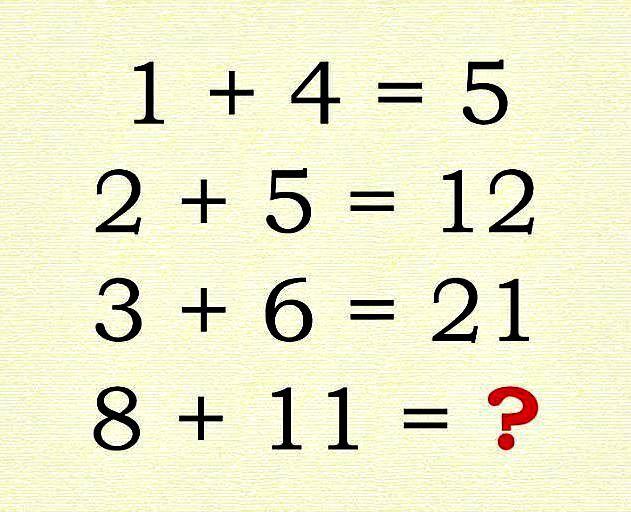 Quesito matematica