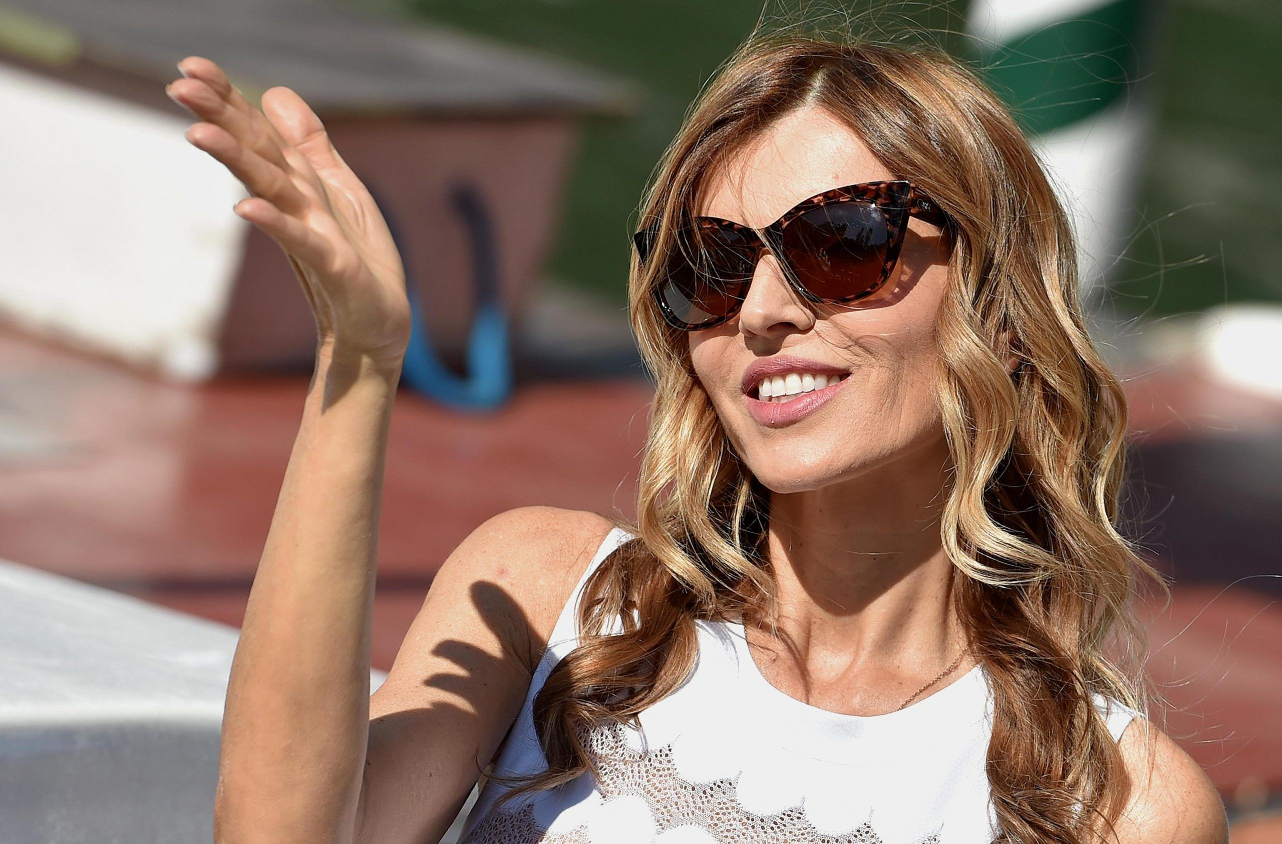 Rita Rusic: 'Dopo il divorzio Vittorio Cecchi Gori mi ha fatto il vuoto intorno'