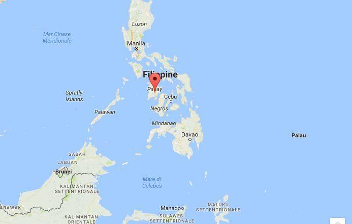 Terremoto oggi, 06 luglio 2017, nelle Filippine: scosse lievi anche in Calabria