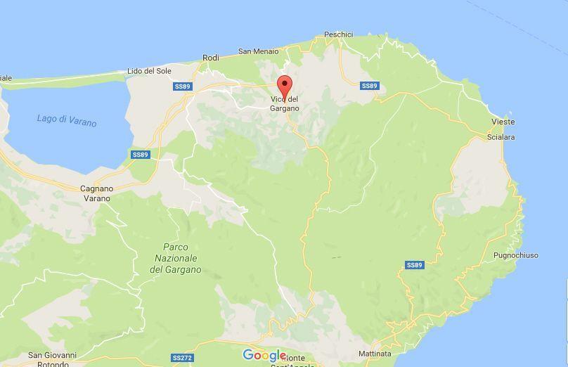 Terremoto in Puglia, oggi 10 luglio 2017: scossa di magnitudo 3.4 in provincia di Foggia