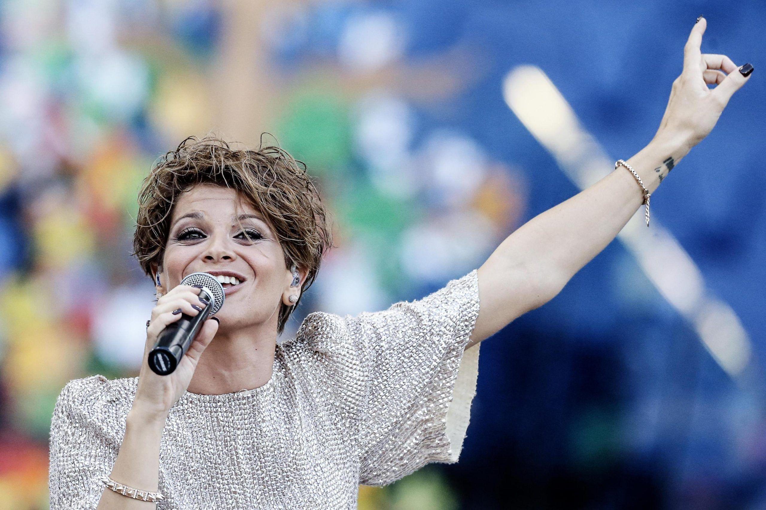 Alessandra Amoroso: 'Amici? Non farei mai il direttore artistico'